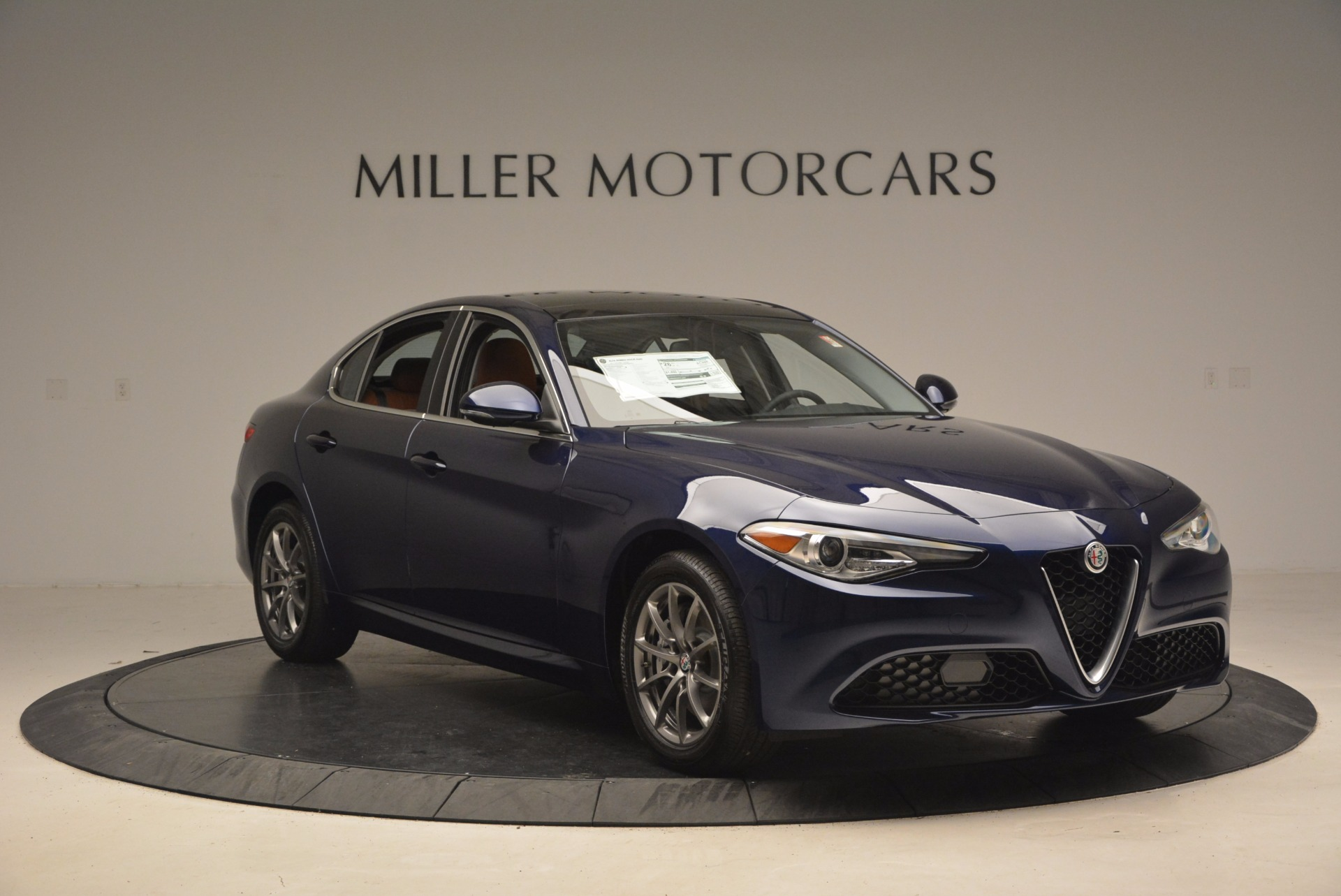 New 2017 Alfa Romeo Giulia Q4 For Sale In Westport, CT 1275_p12