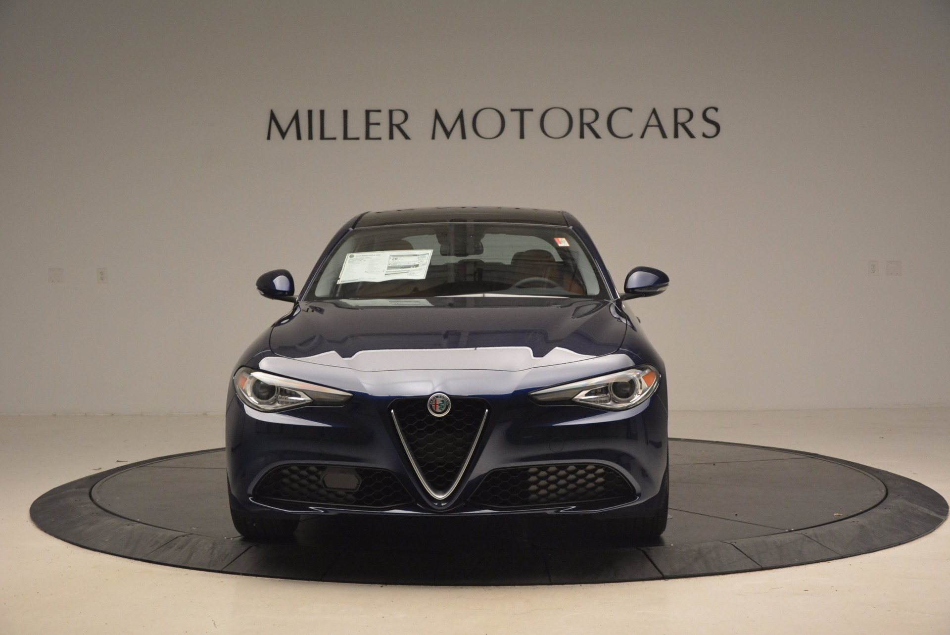New 2017 Alfa Romeo Giulia Q4 For Sale In Westport, CT 1275_p13