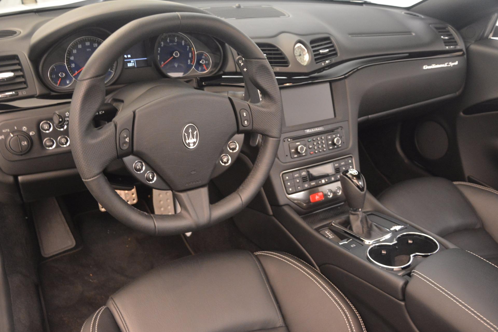 Used 2016 Maserati GranTurismo Sport For Sale In Westport, CT 1278_p26