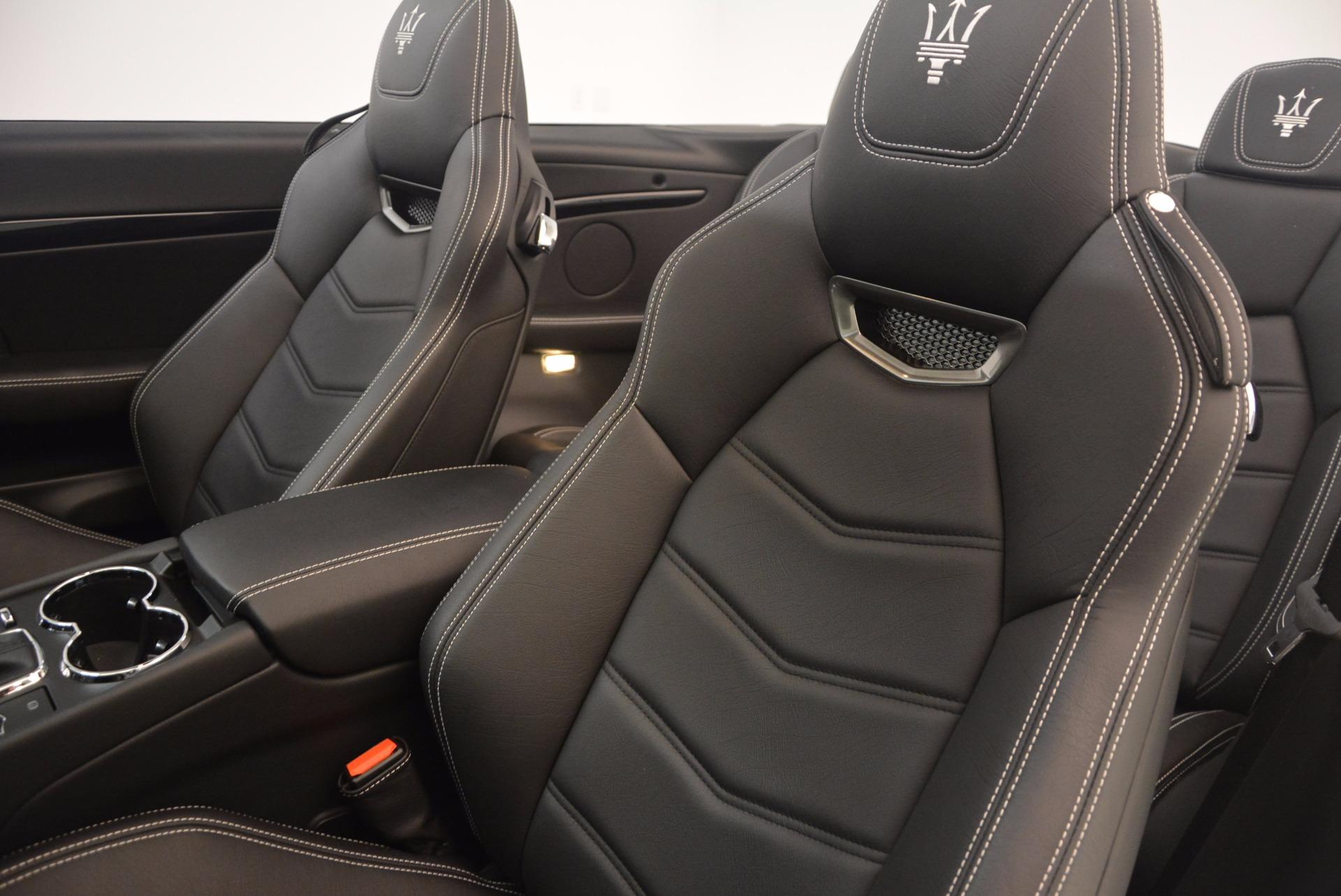 Used 2016 Maserati GranTurismo Sport For Sale In Westport, CT 1278_p28