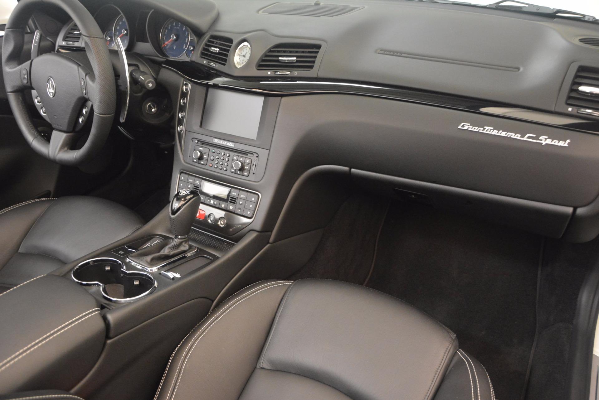 Used 2016 Maserati GranTurismo Sport For Sale In Westport, CT 1278_p32