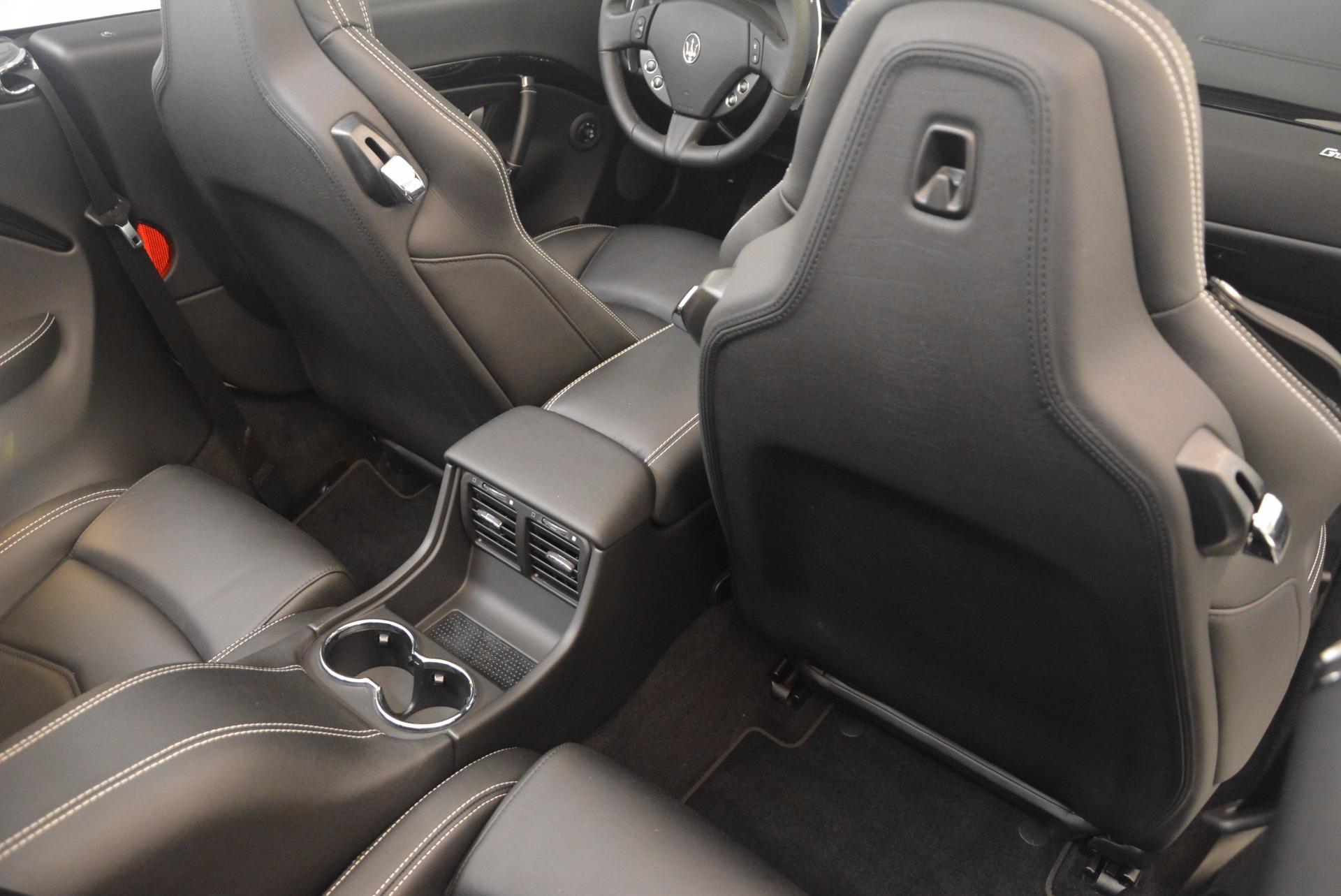 Used 2016 Maserati GranTurismo Sport For Sale In Westport, CT 1278_p35