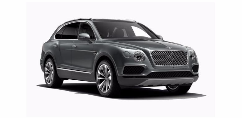 Used 2017 Bentley Bentayga  For Sale In Westport, CT 1279_main