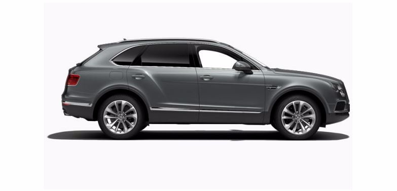 Used 2017 Bentley Bentayga  For Sale In Westport, CT 1279_p3