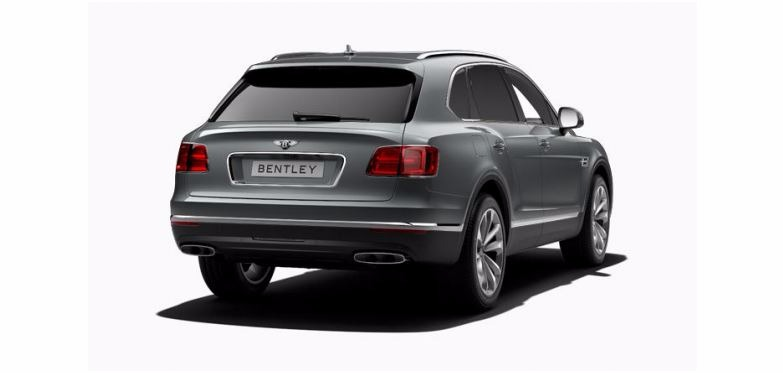 Used 2017 Bentley Bentayga  For Sale In Westport, CT 1279_p4