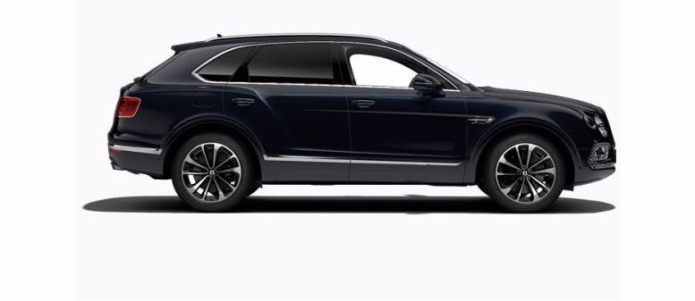 Used 2017 Bentley Bentayga  For Sale In Westport, CT 1280_p3