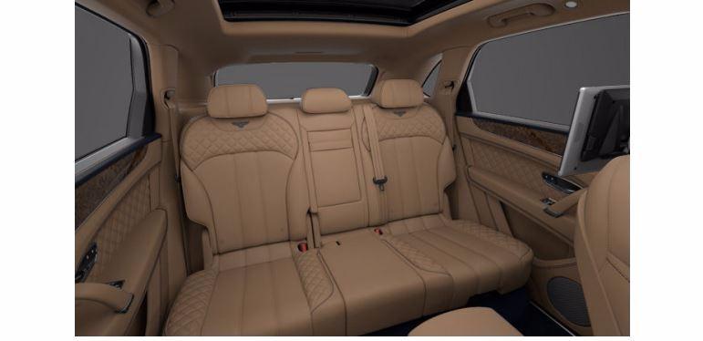 Used 2017 Bentley Bentayga  For Sale In Westport, CT 1280_p8