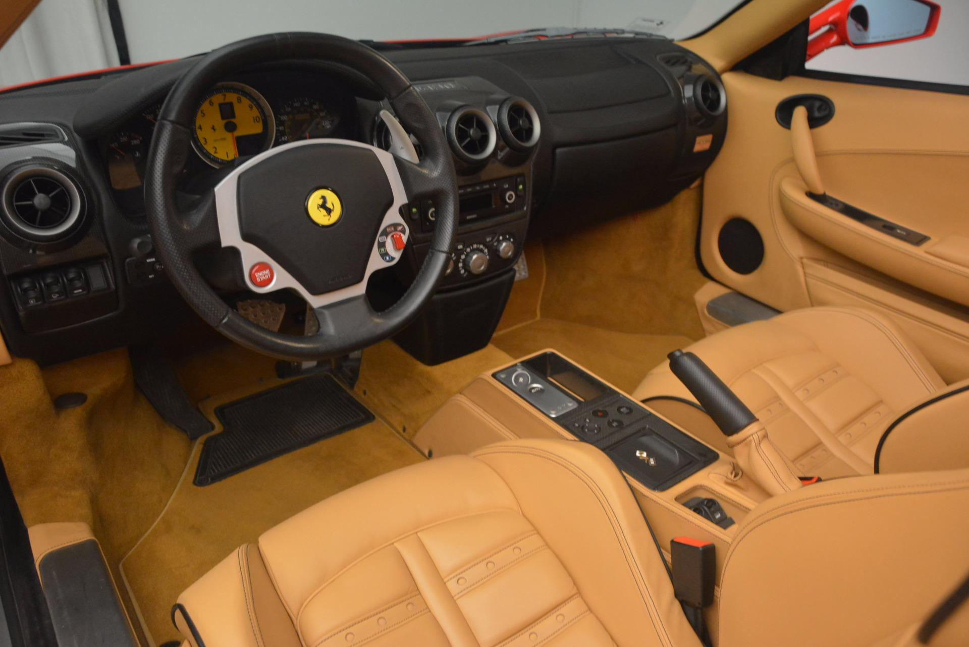 Used 2008 Ferrari F430 Spider For Sale In Westport, CT 1282_p25