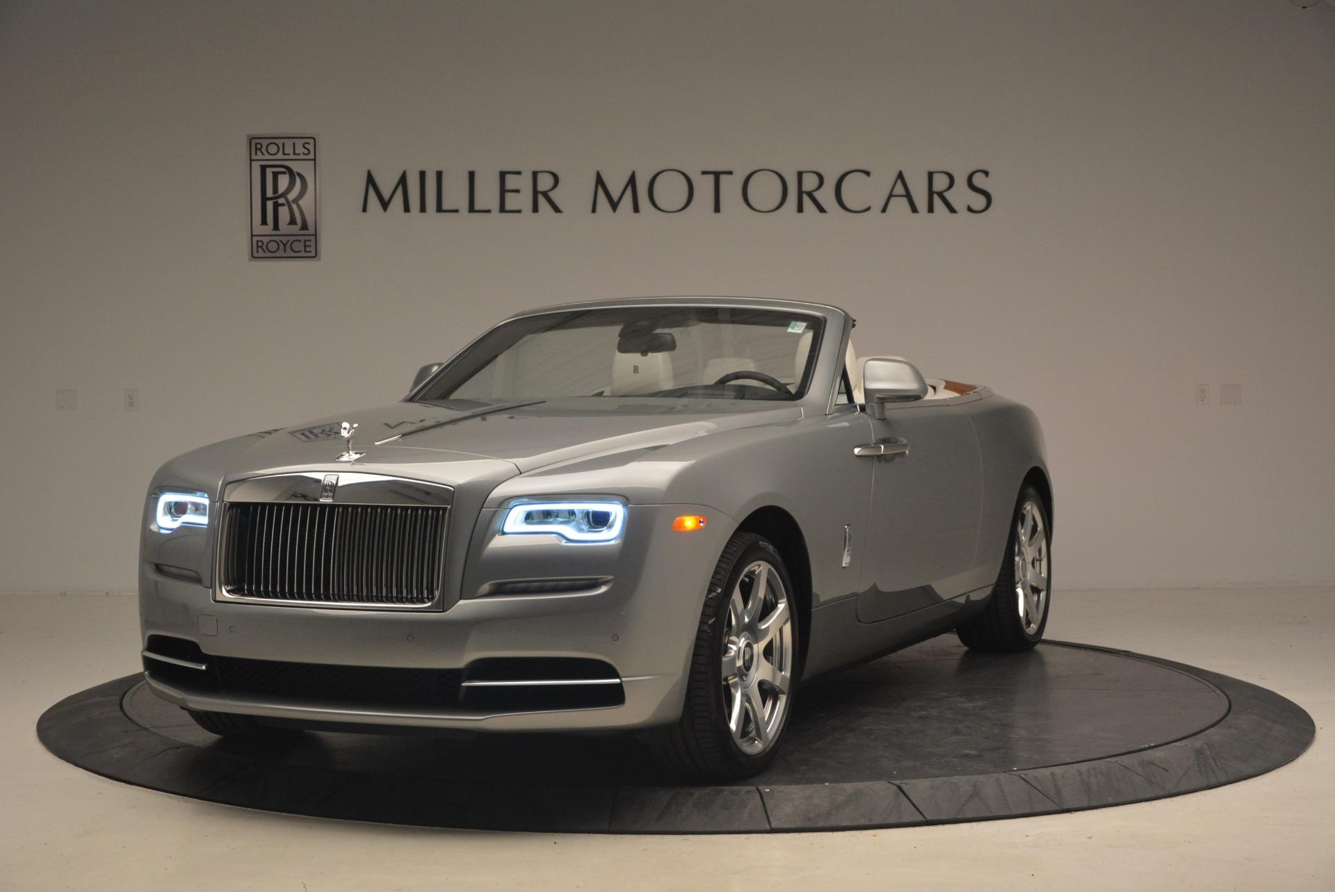 Used 2016 Rolls-Royce Dawn  For Sale In Westport, CT 1283_main