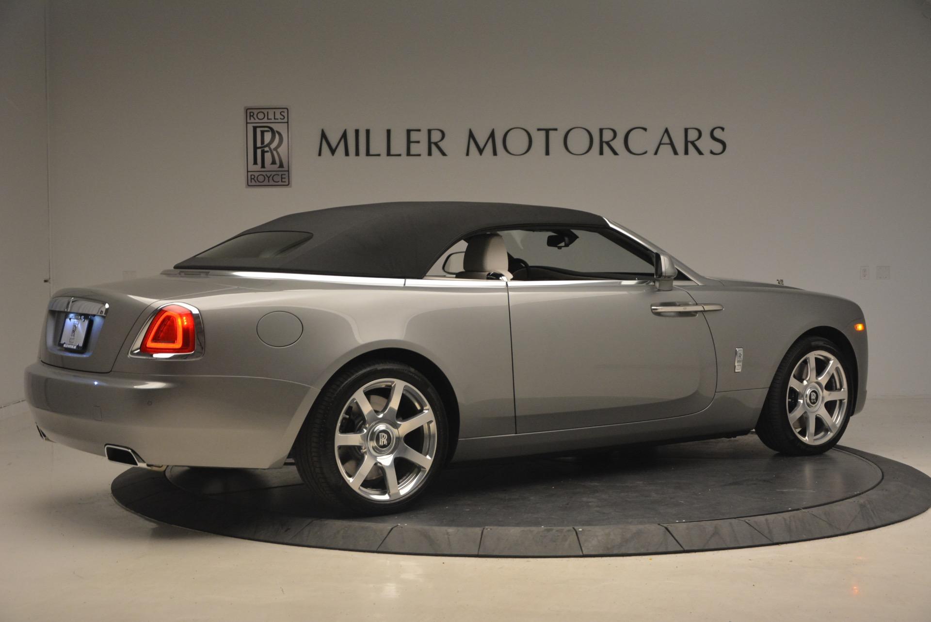 Used 2016 Rolls-Royce Dawn  For Sale In Westport, CT 1283_p21