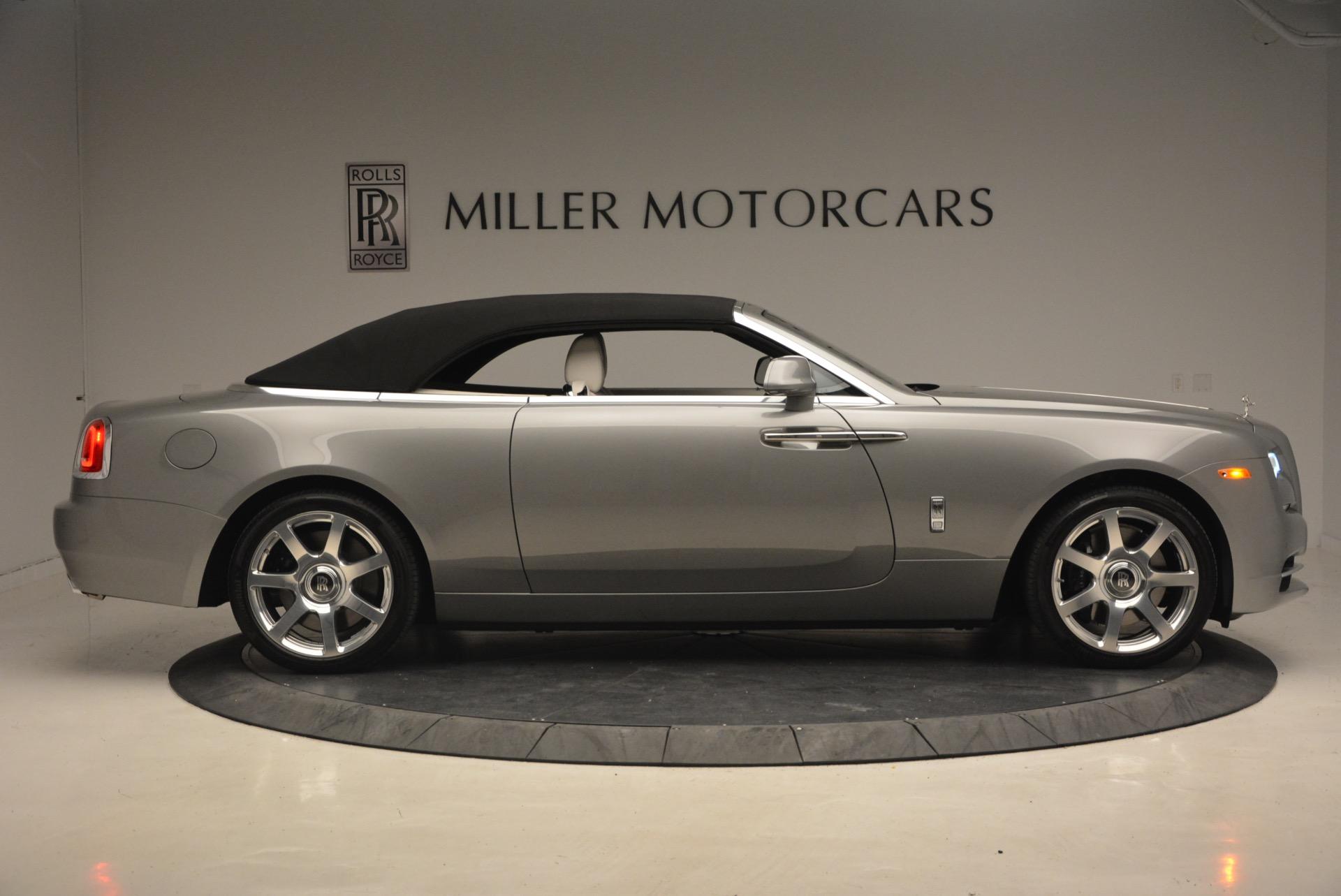 Used 2016 Rolls-Royce Dawn  For Sale In Westport, CT 1283_p22