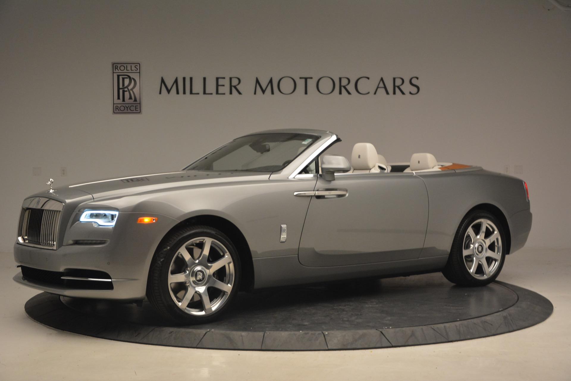 Used 2016 Rolls-Royce Dawn  For Sale In Westport, CT 1283_p2