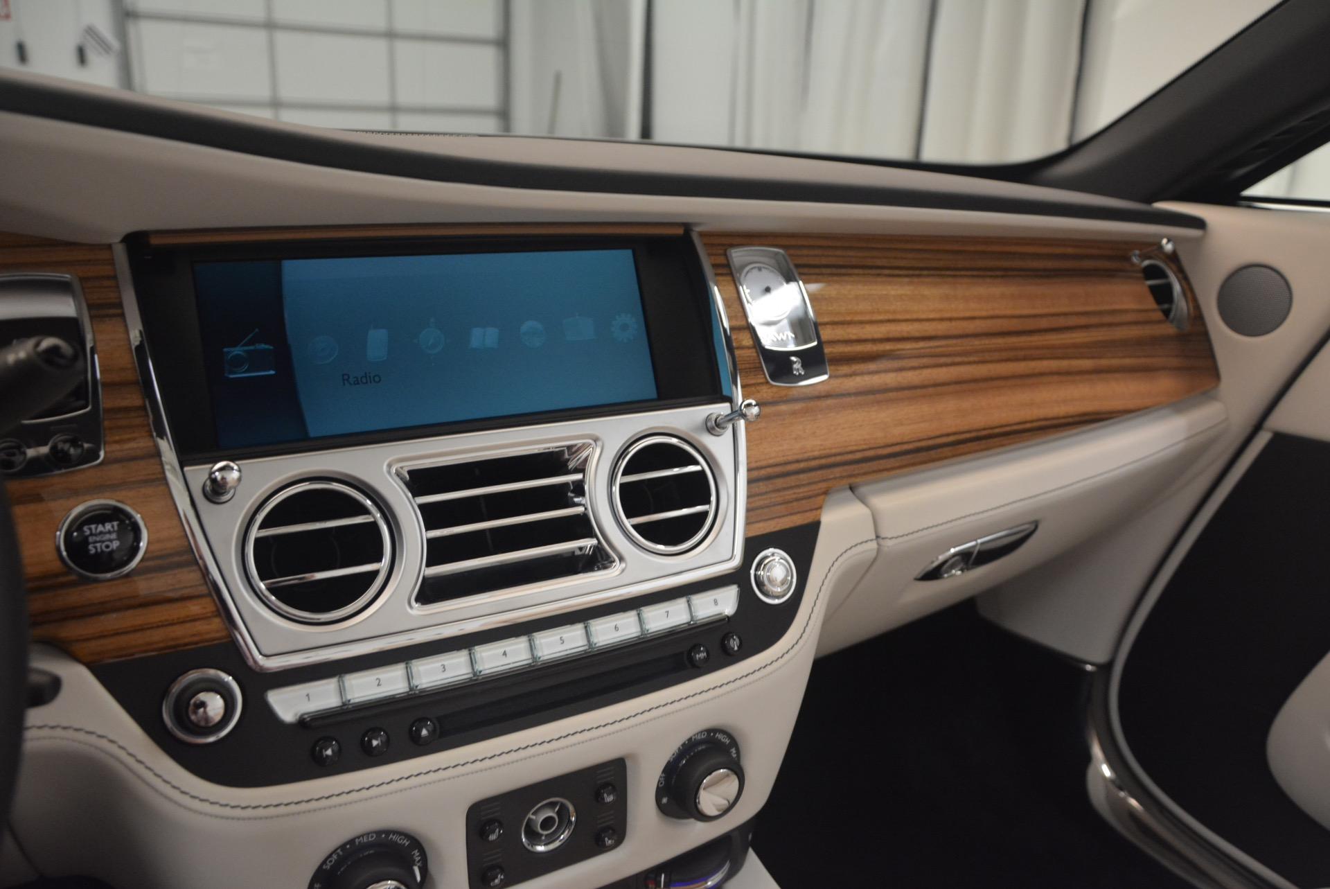 Used 2016 Rolls-Royce Dawn  For Sale In Westport, CT 1283_p36