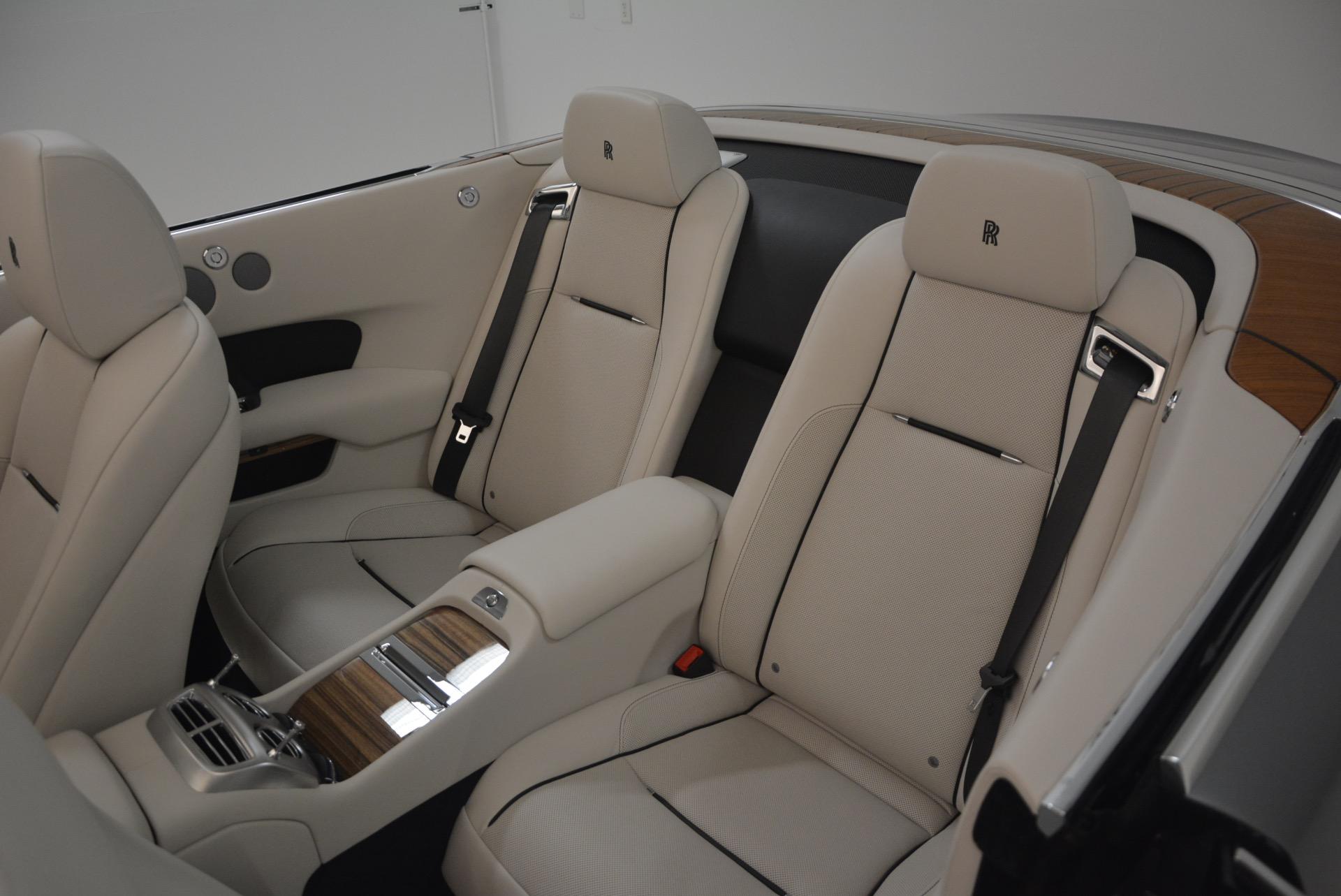 Used 2016 Rolls-Royce Dawn  For Sale In Westport, CT 1283_p38