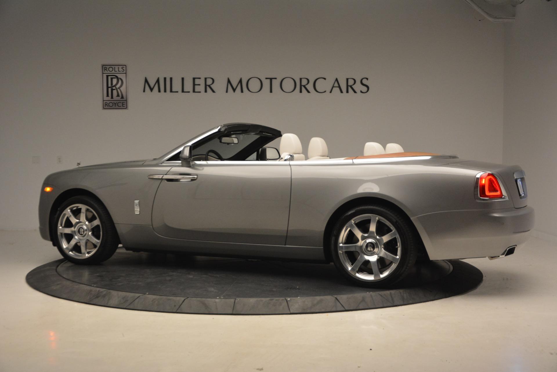 Used 2016 Rolls-Royce Dawn  For Sale In Westport, CT 1283_p4