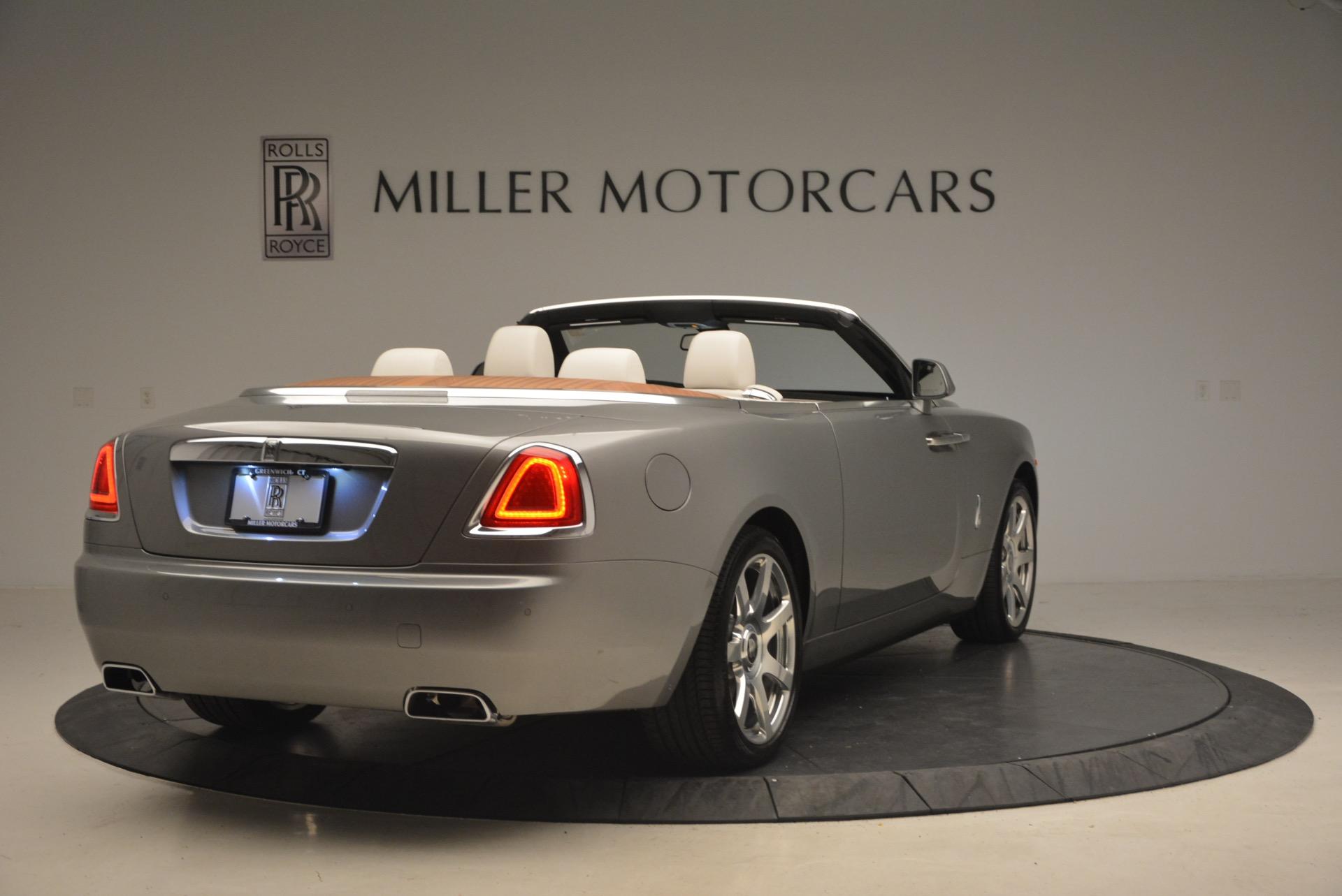 Used 2016 Rolls-Royce Dawn  For Sale In Westport, CT 1283_p7