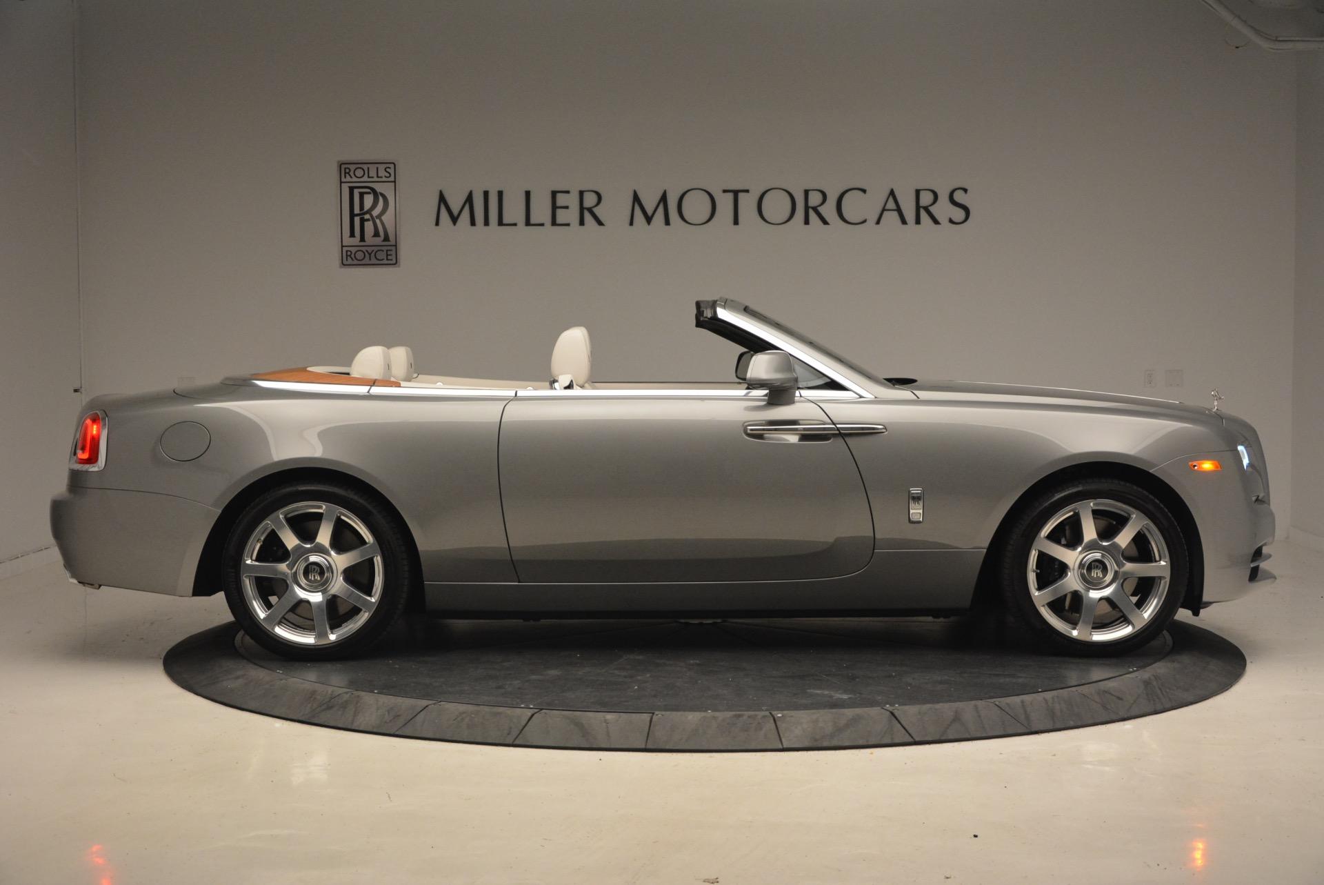 Used 2016 Rolls-Royce Dawn  For Sale In Westport, CT 1283_p9
