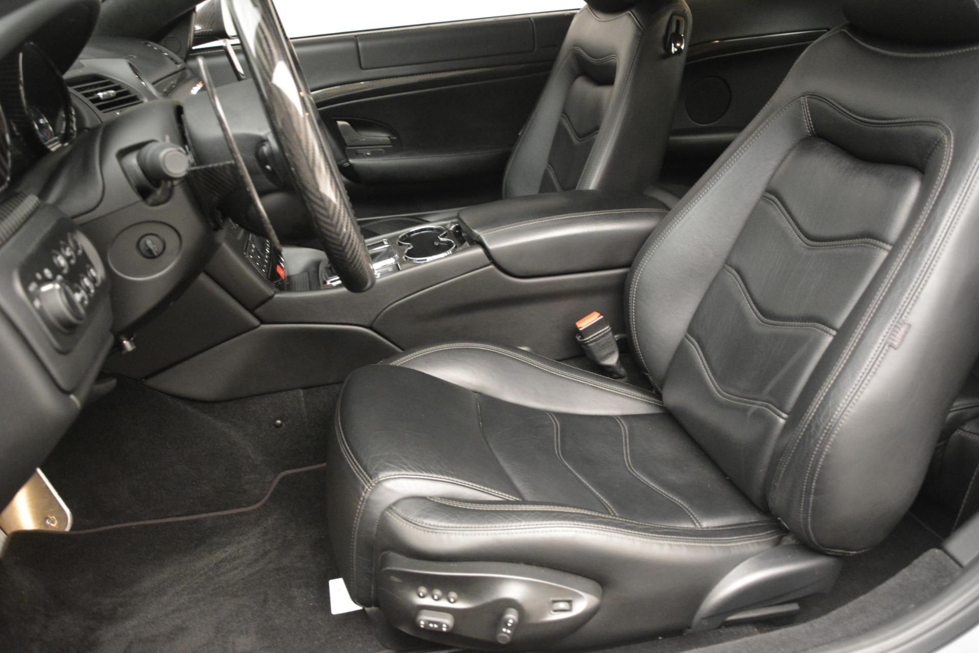 Used 2012 Maserati GranTurismo MC For Sale In Westport, CT 1284_p15