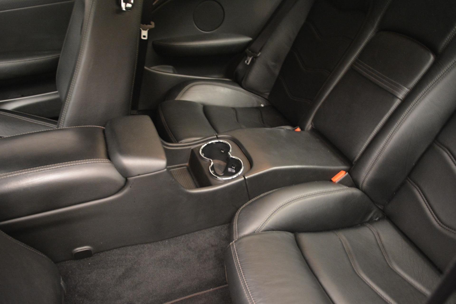 Used 2012 Maserati GranTurismo MC For Sale In Westport, CT 1284_p18