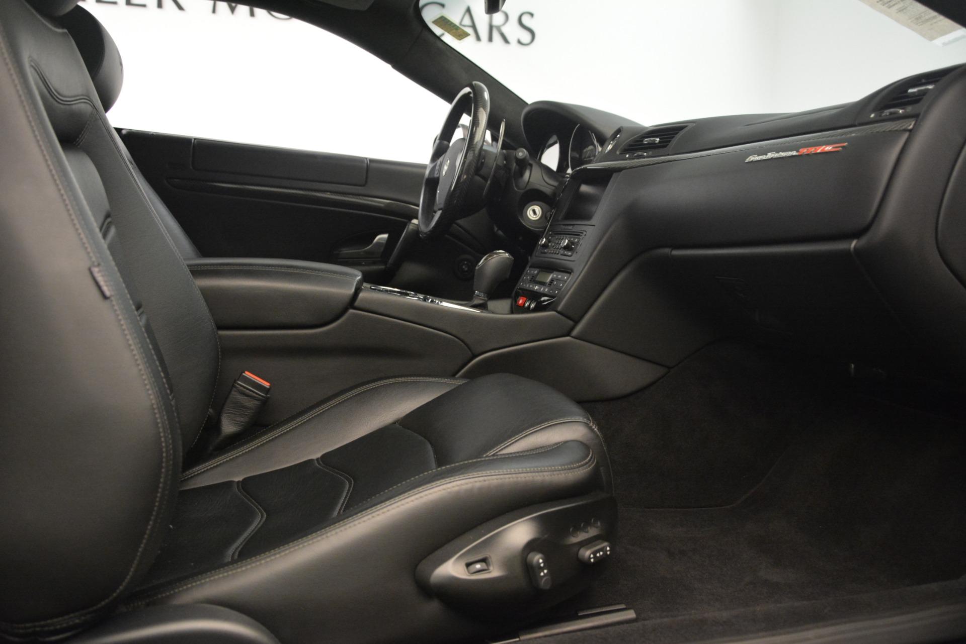 Used 2012 Maserati GranTurismo MC For Sale In Westport, CT 1284_p21