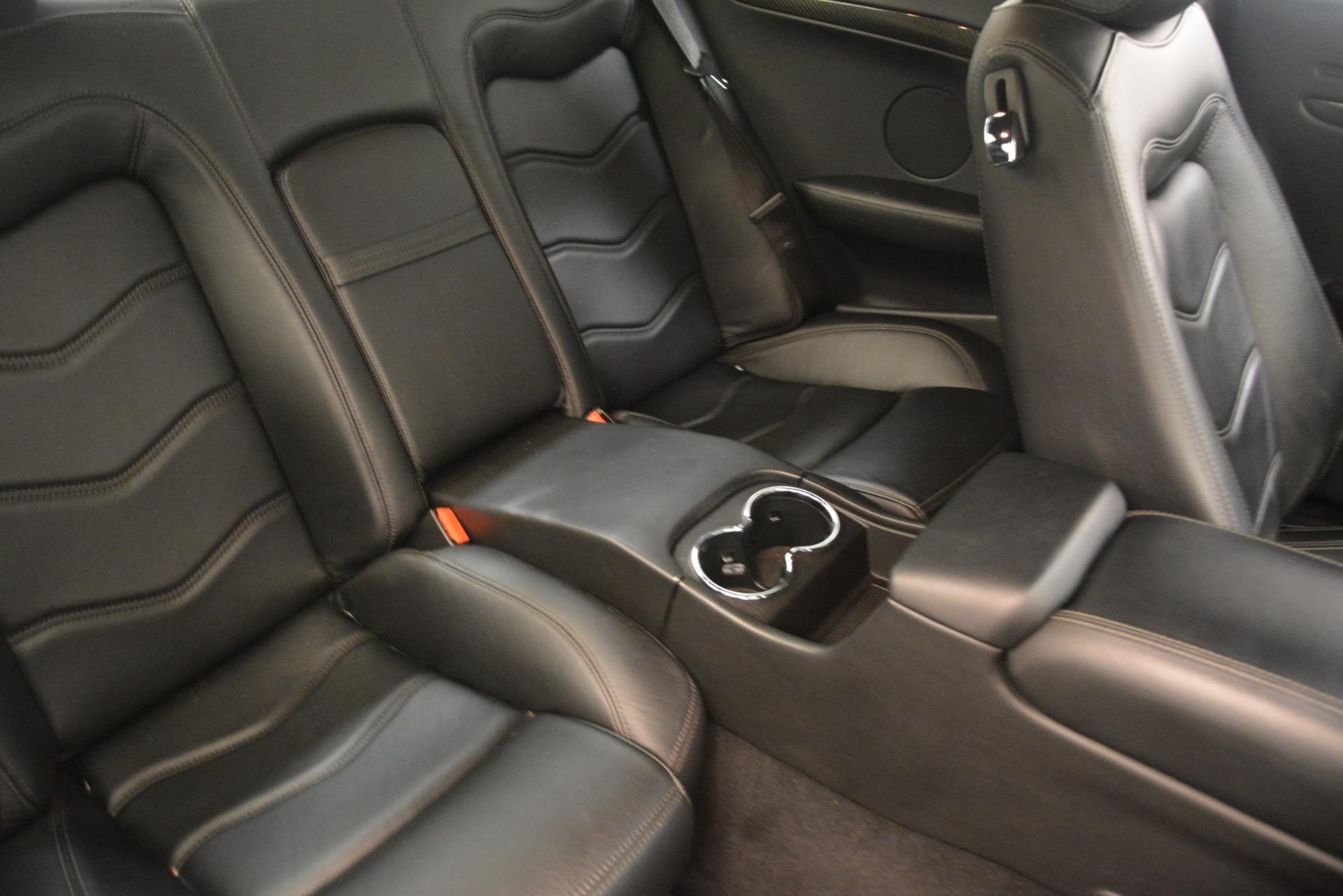 Used 2012 Maserati GranTurismo MC For Sale In Westport, CT 1284_p24