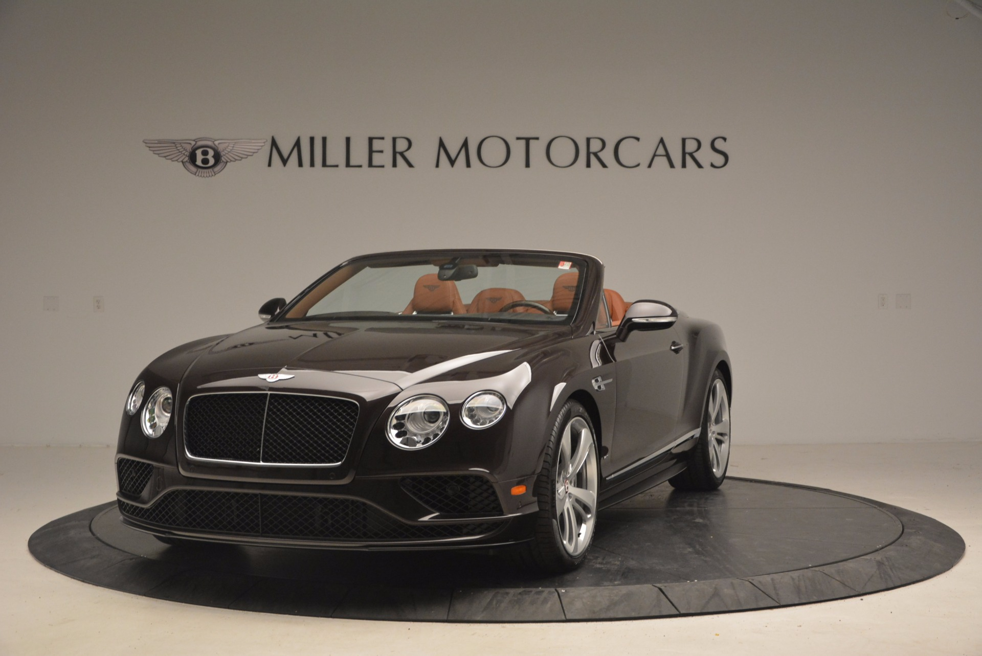 New 2017 Bentley Continental GT V8 S For Sale In Westport, CT 1285_main