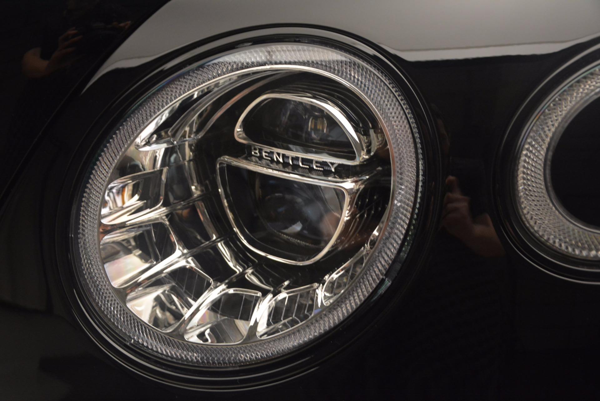 New 2018 Bentley Bentayga Black Edition For Sale In Westport, CT 1287_p21