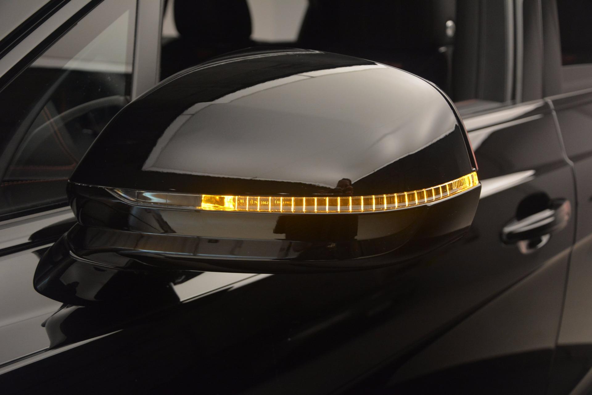 New 2018 Bentley Bentayga Black Edition For Sale In Westport, CT 1287_p24