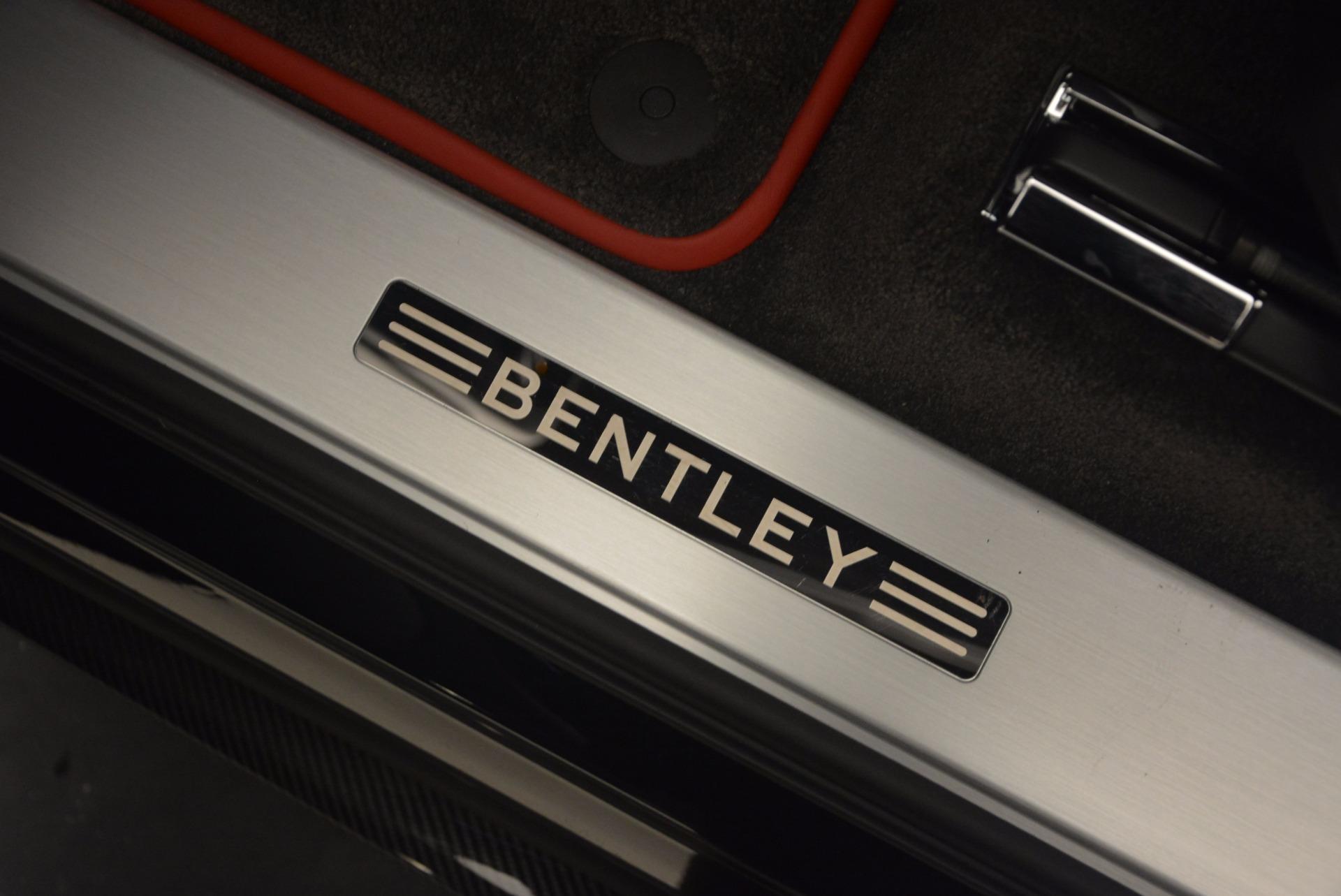 New 2018 Bentley Bentayga Black Edition For Sale In Westport, CT 1287_p28
