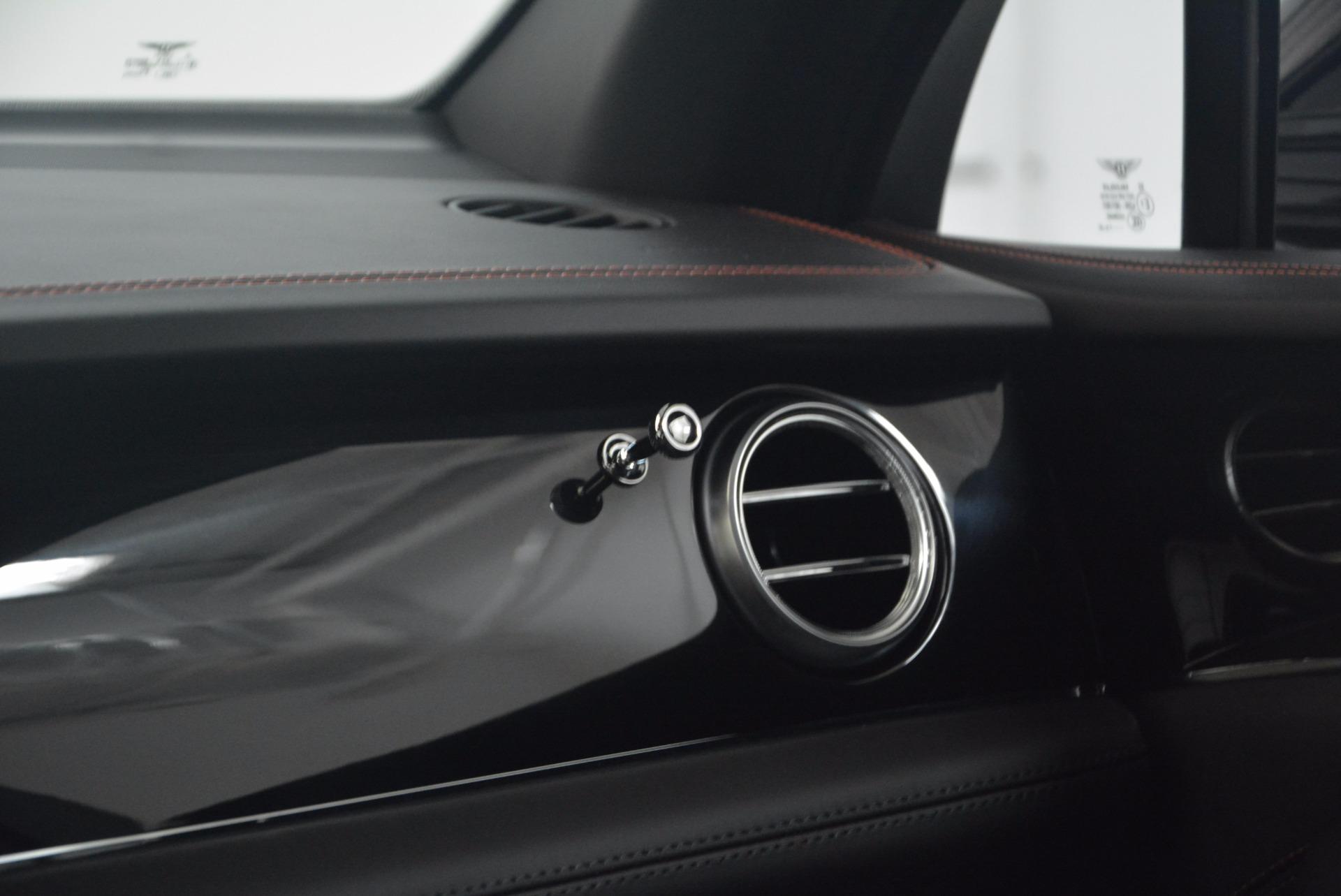 New 2018 Bentley Bentayga Black Edition For Sale In Westport, CT 1287_p40
