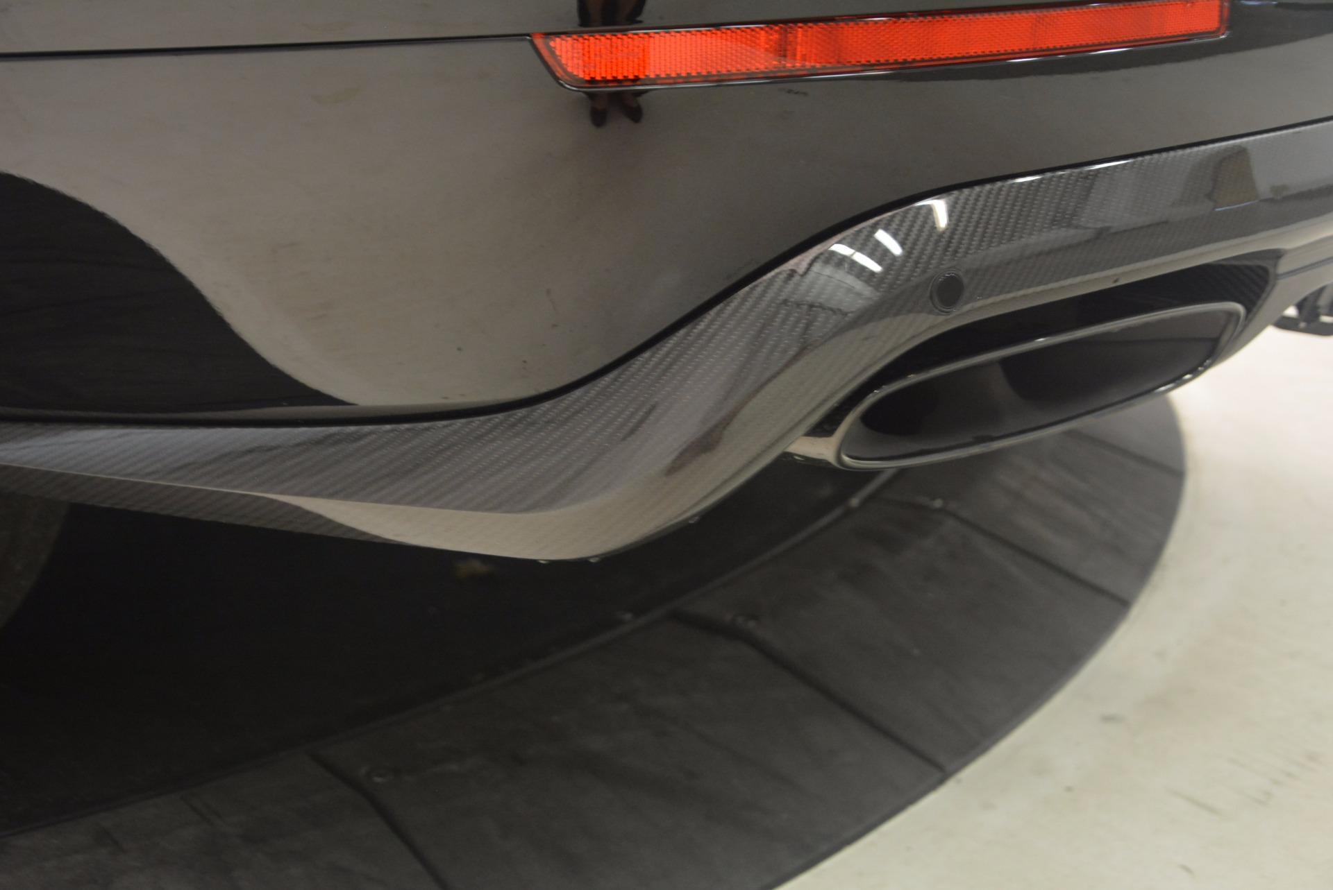 New 2018 Bentley Bentayga Black Edition For Sale In Westport, CT 1287_p50