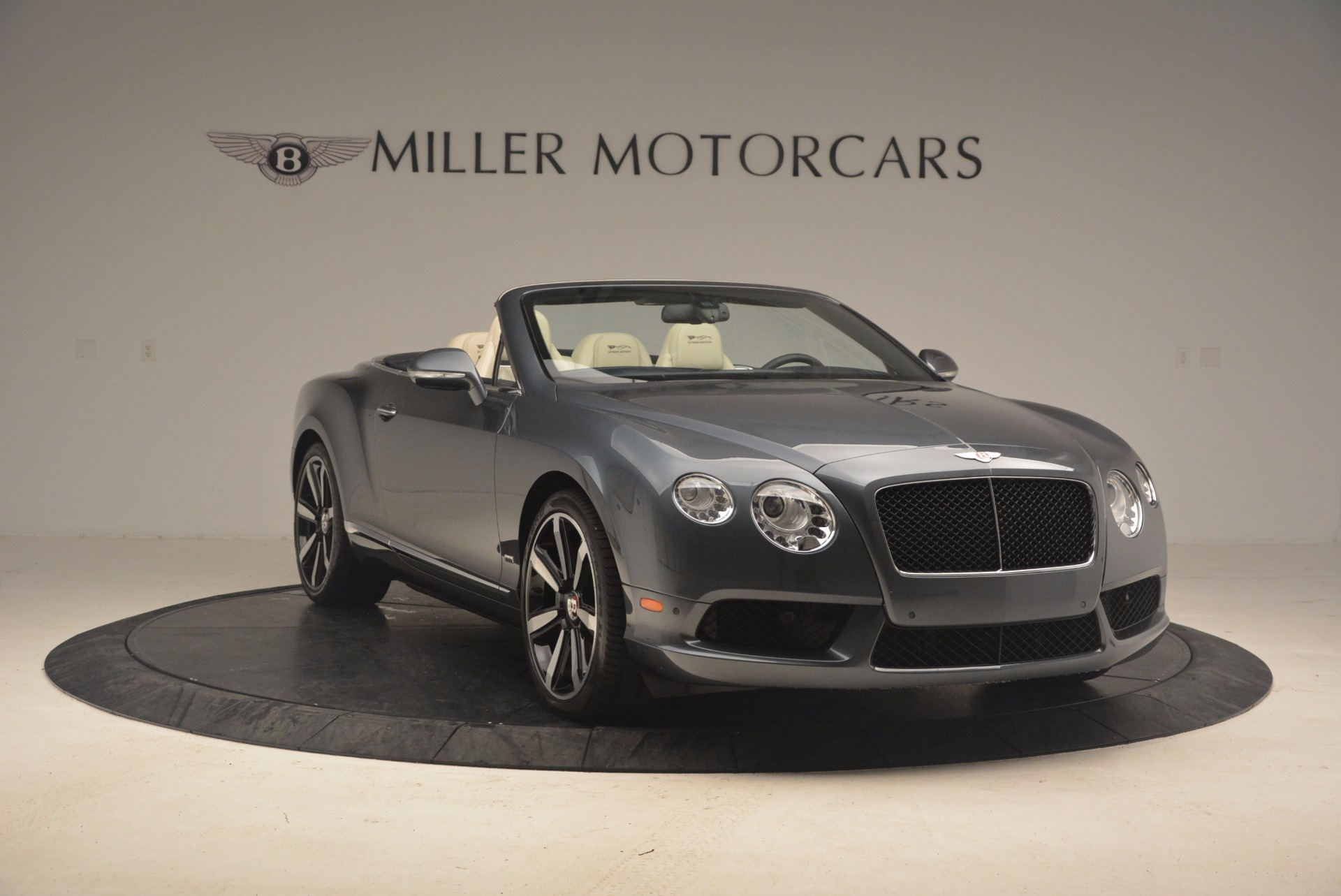 Used 2013 Bentley Continental GT V8 Le Mans Edition, 1 of 48 For Sale In Westport, CT 1288_p11