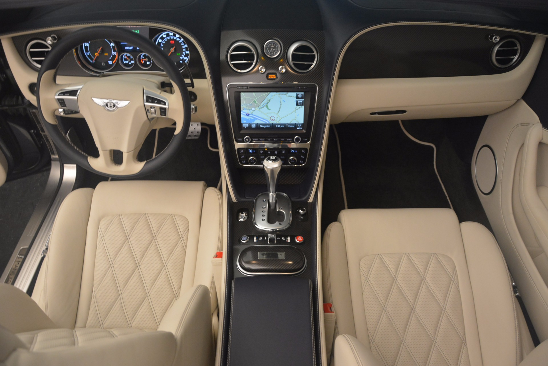 Used 2013 Bentley Continental GT V8 Le Mans Edition, 1 of 48 For Sale In Westport, CT 1288_p37