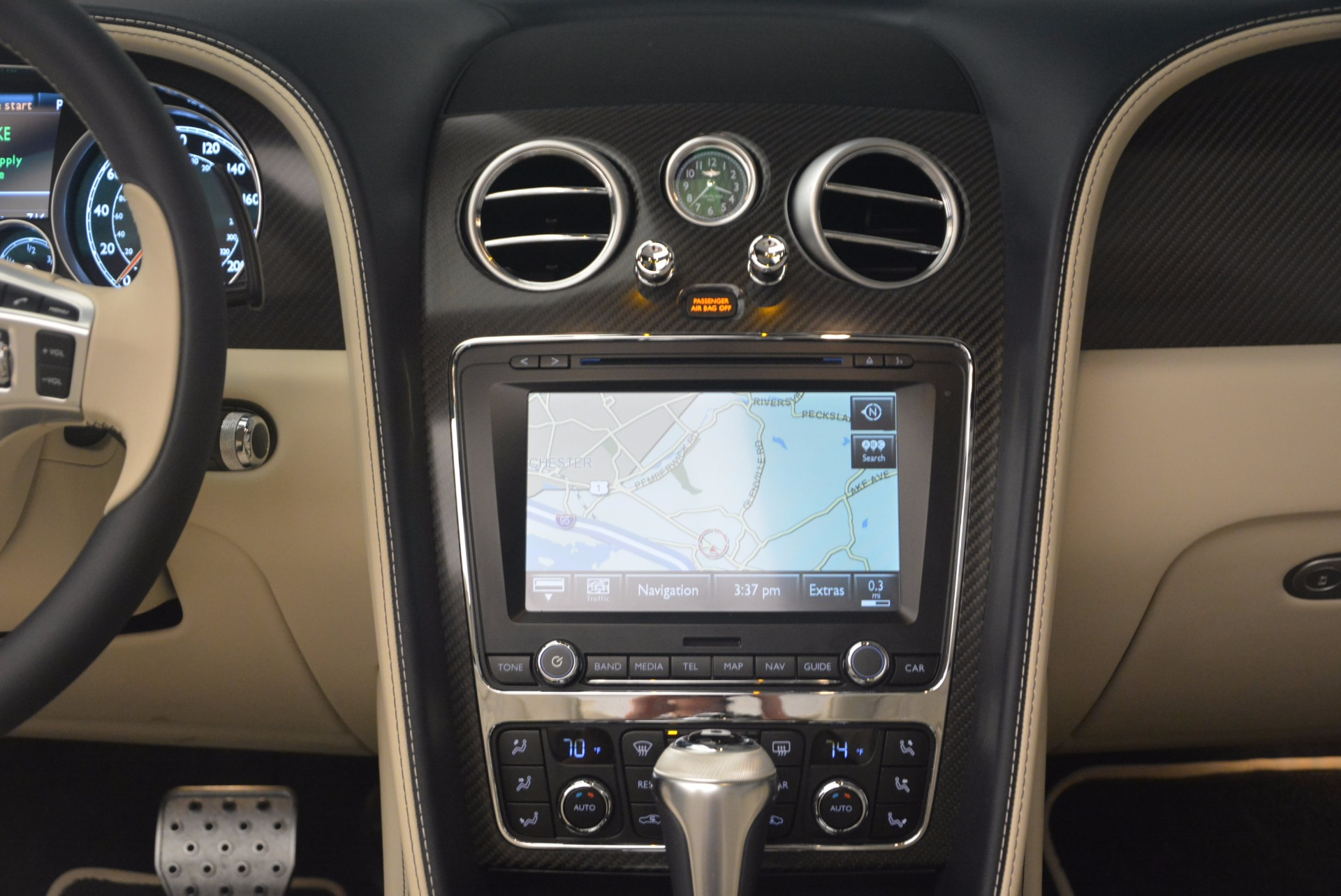 Used 2013 Bentley Continental GT V8 Le Mans Edition, 1 of 48 For Sale In Westport, CT 1288_p39
