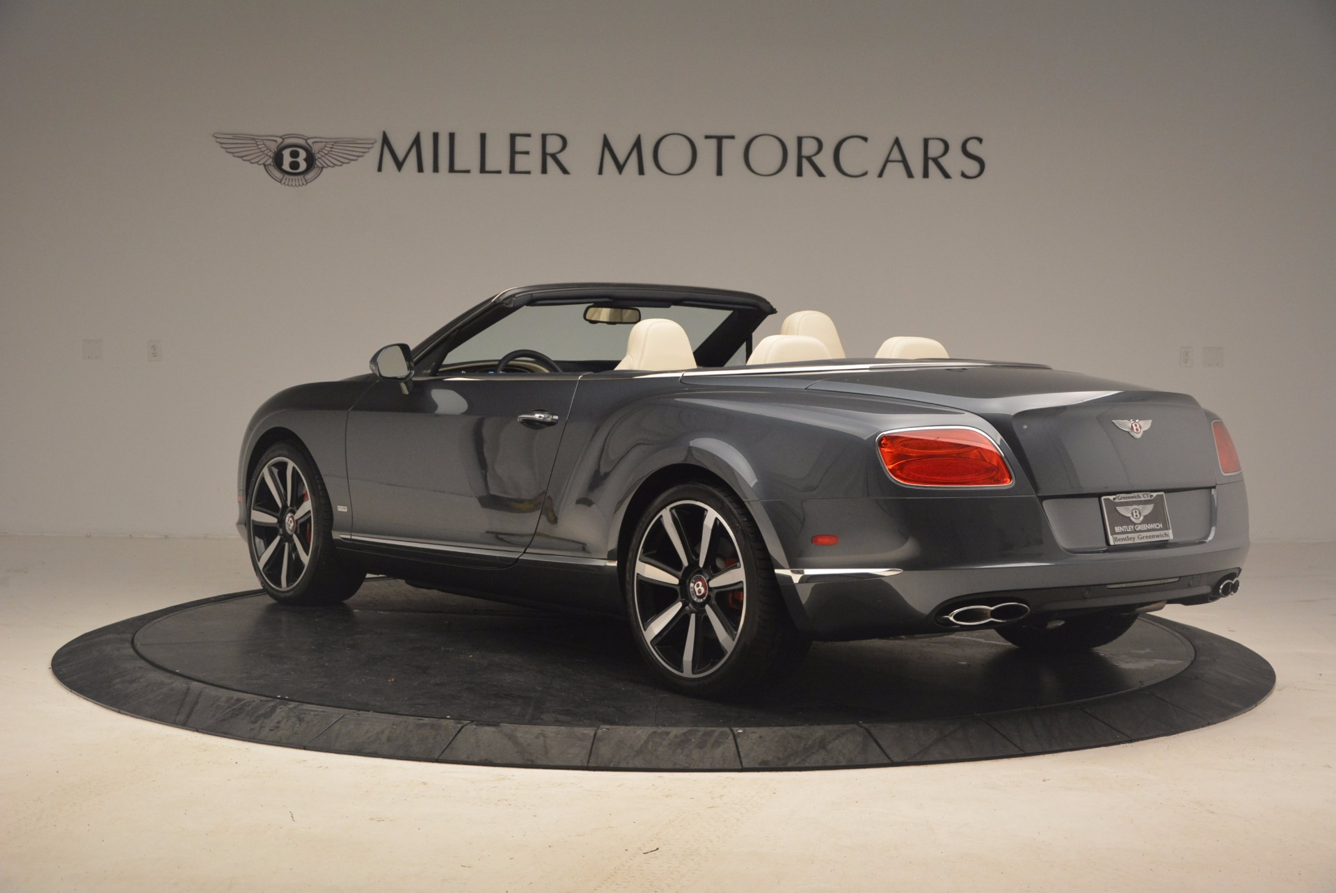 Used 2013 Bentley Continental GT V8 Le Mans Edition, 1 of 48 For Sale In Westport, CT 1288_p4