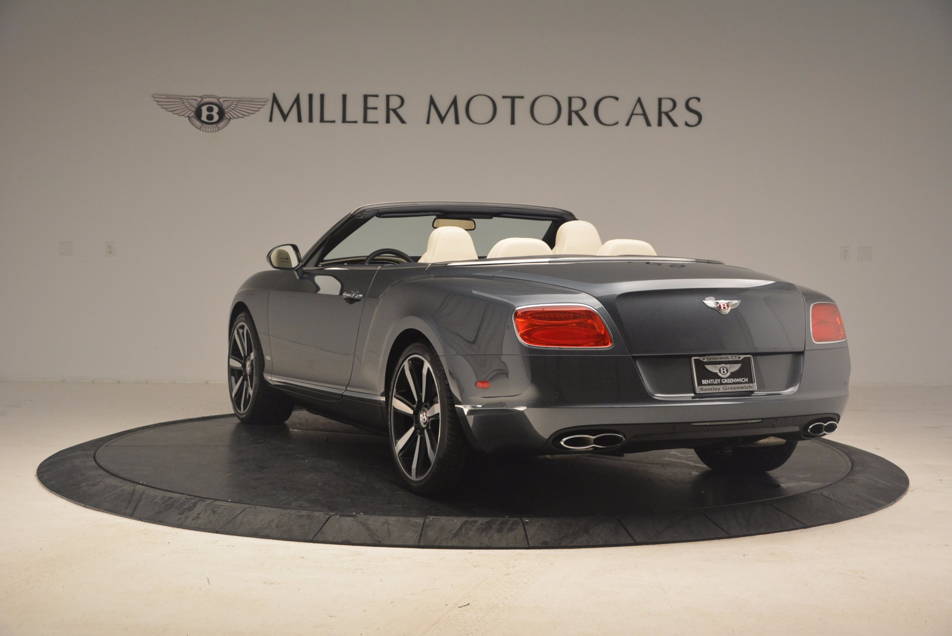 Used 2013 Bentley Continental GT V8 Le Mans Edition, 1 of 48 For Sale In Westport, CT 1288_p5