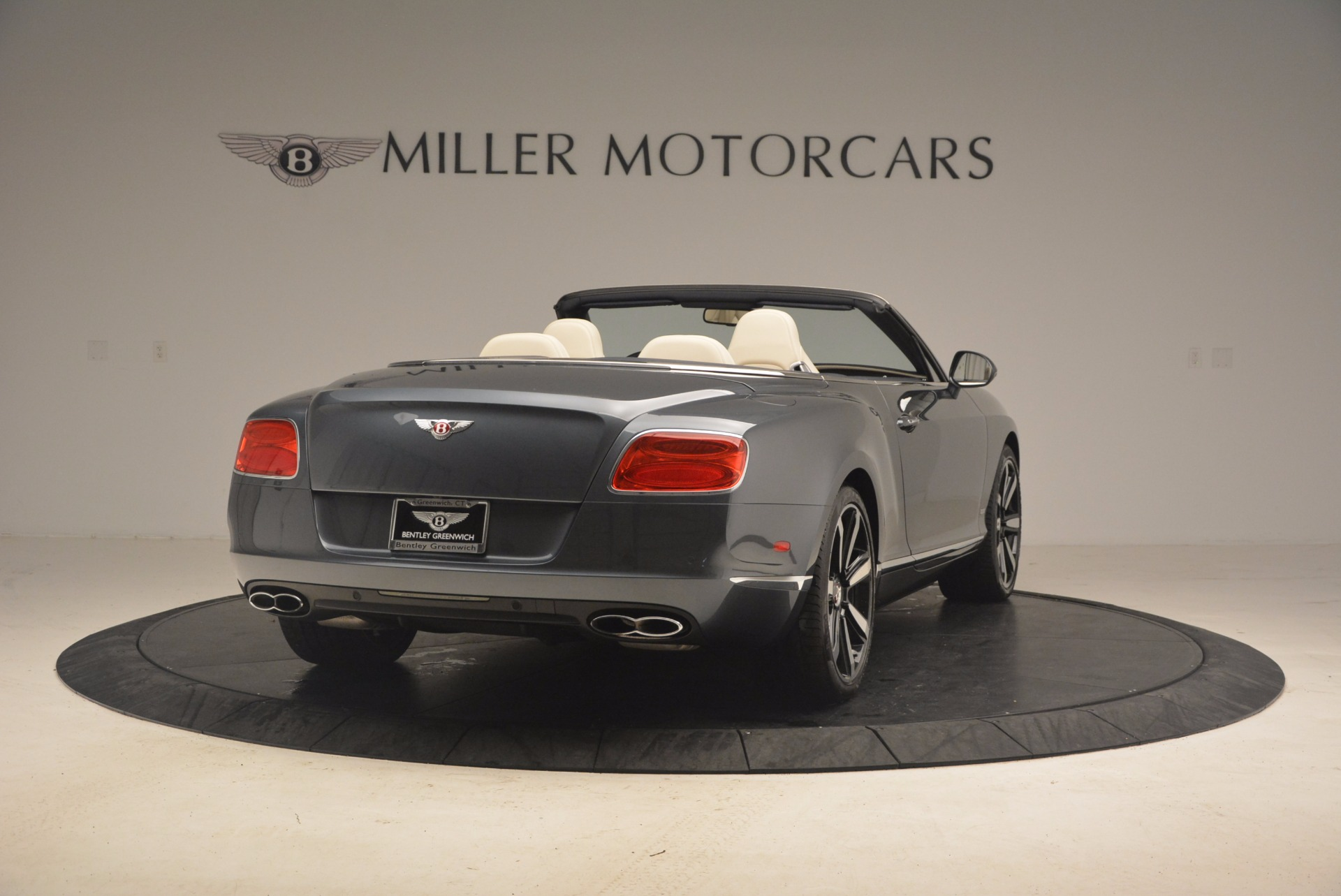 Used 2013 Bentley Continental GT V8 Le Mans Edition, 1 of 48 For Sale In Westport, CT 1288_p7