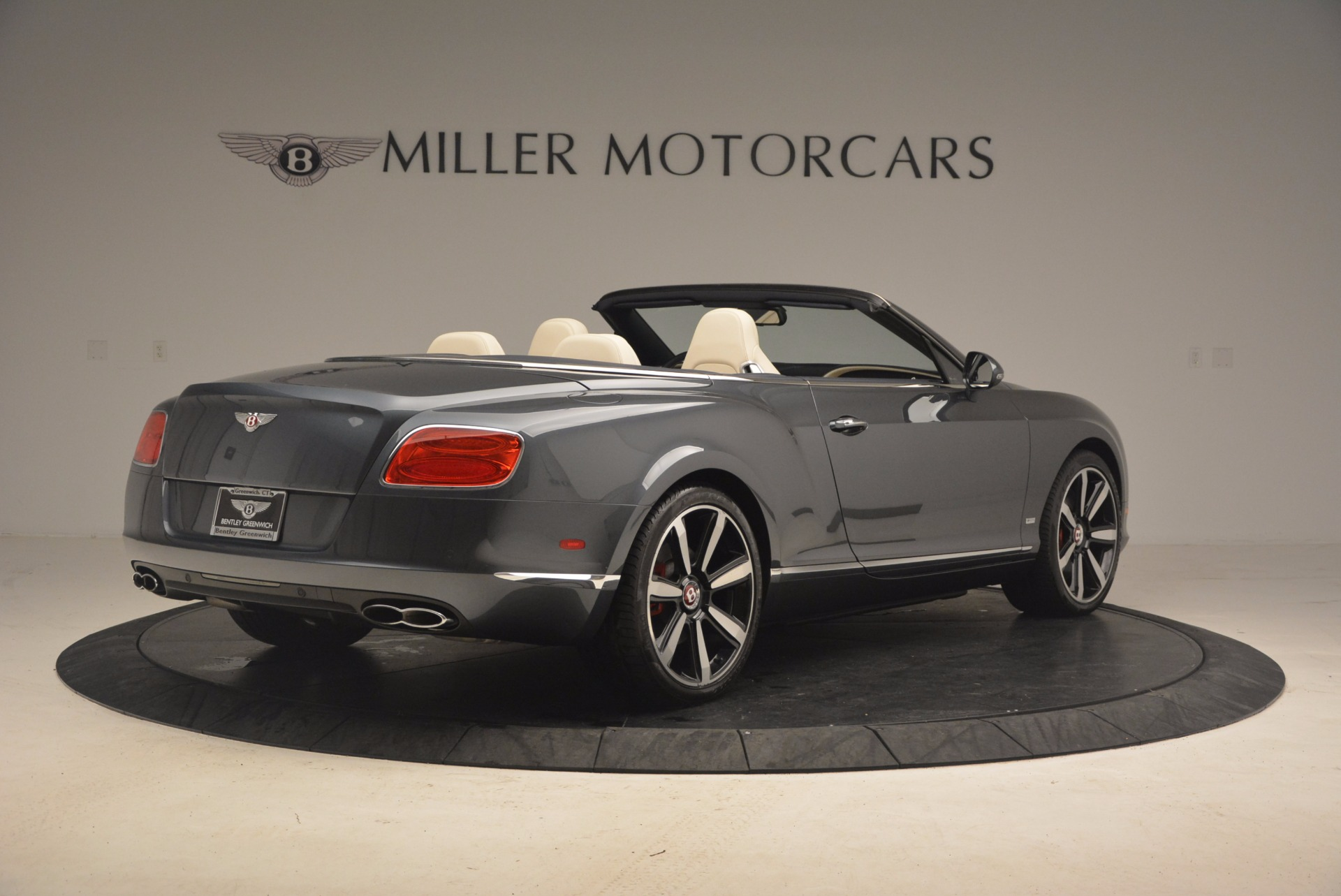 Used 2013 Bentley Continental GT V8 Le Mans Edition, 1 of 48 For Sale In Westport, CT 1288_p8