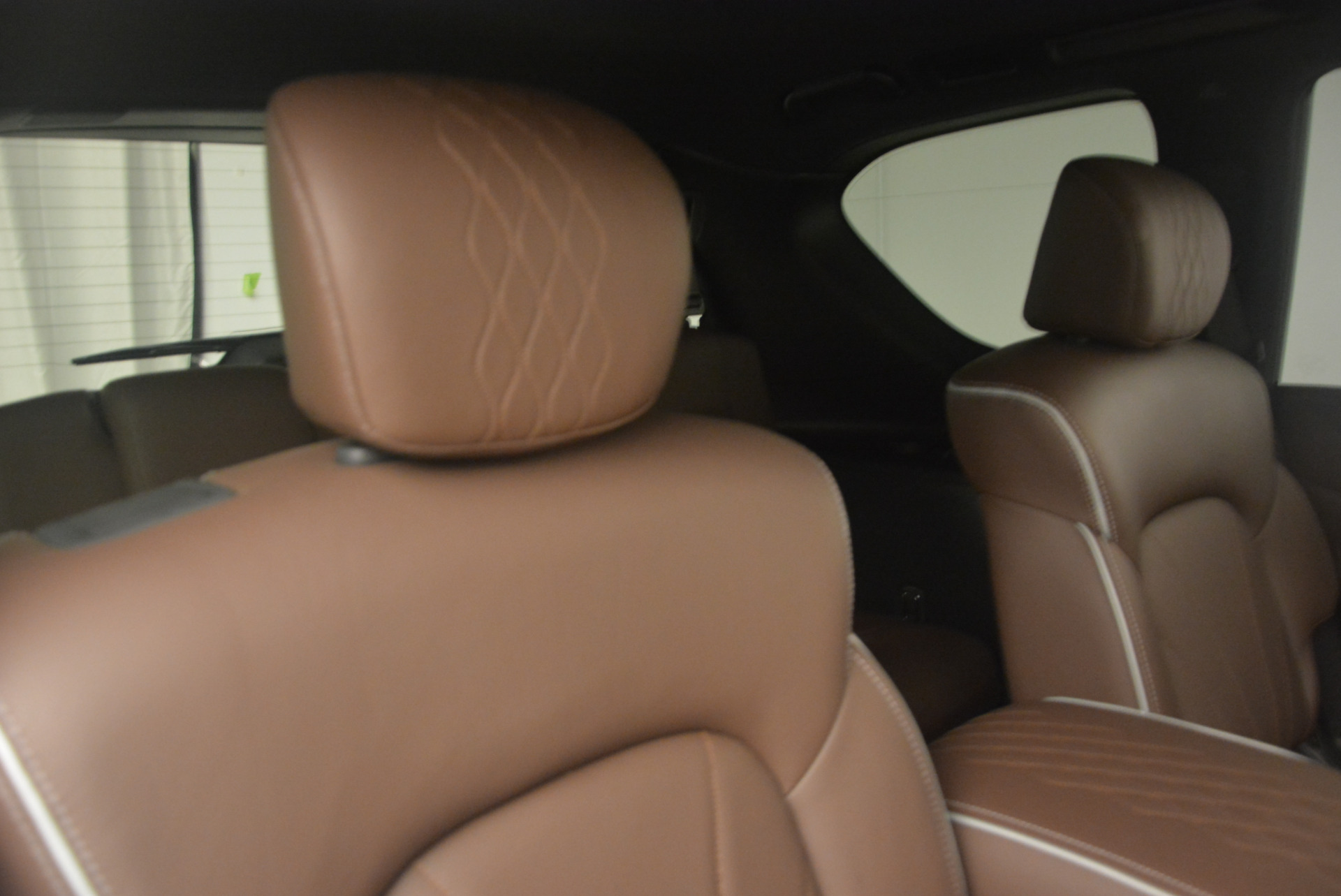 Used 2015 INFINITI QX80 Limited 4WD For Sale In Westport, CT 1289_p29