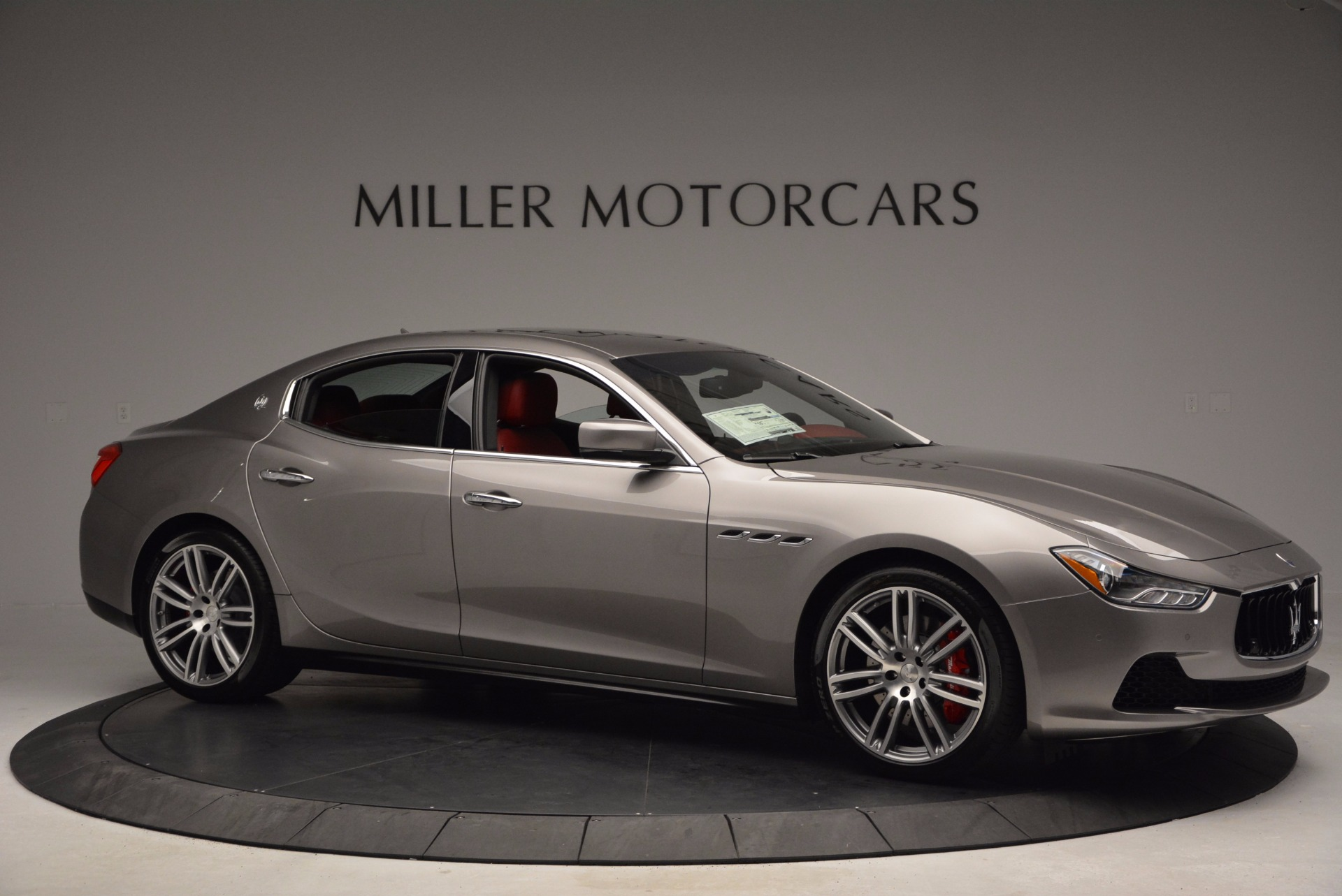 Used 2015 Maserati Ghibli S Q4 For Sale In Westport, CT 1290_p10