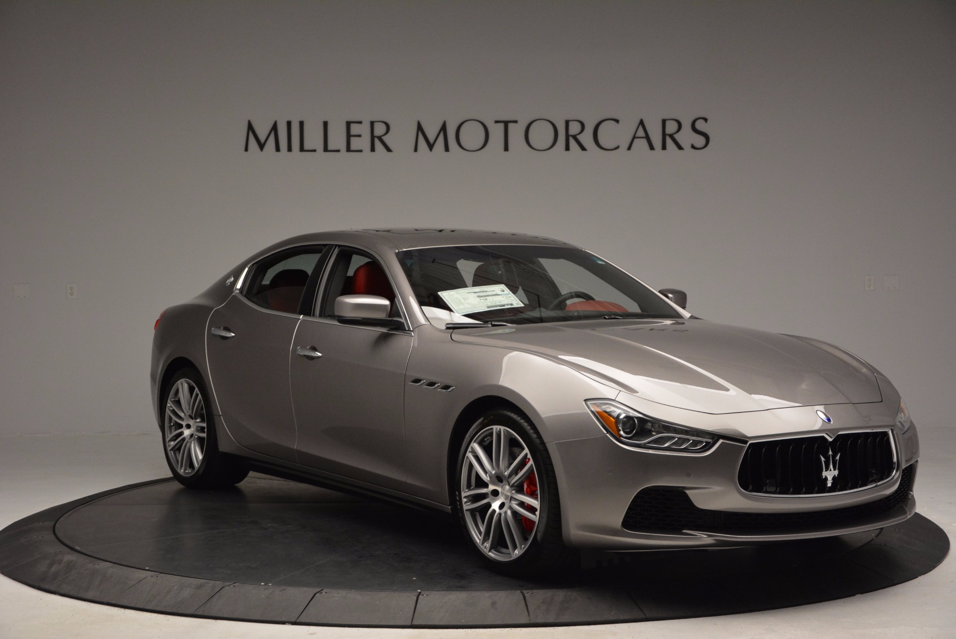 Used 2015 Maserati Ghibli S Q4 For Sale In Westport, CT 1290_p11