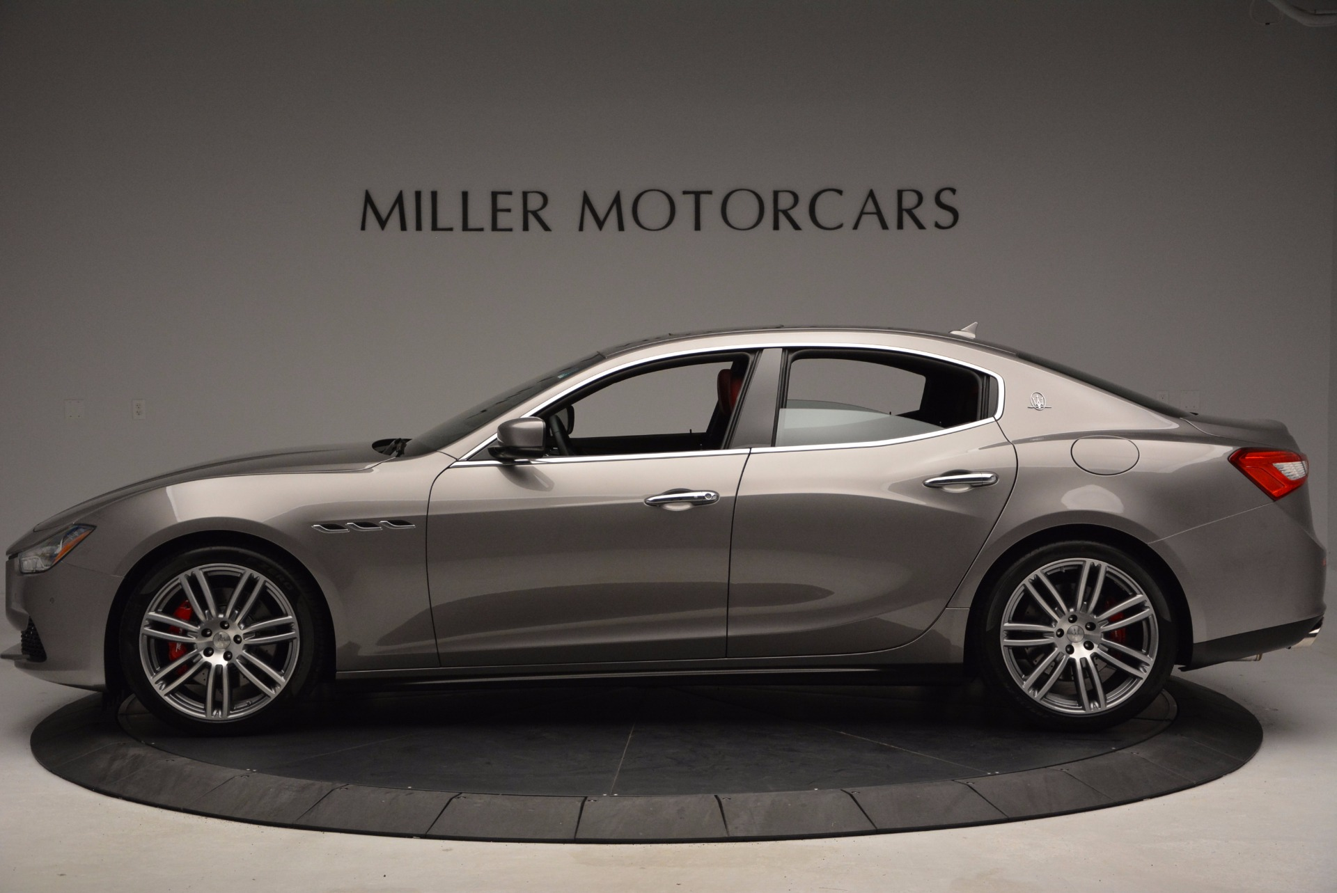 Used 2015 Maserati Ghibli S Q4 For Sale In Westport, CT 1290_p3