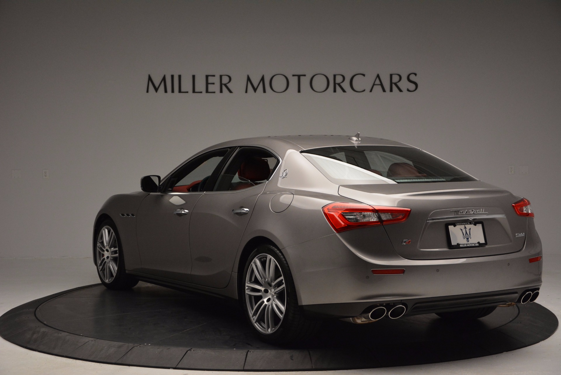 Used 2015 Maserati Ghibli S Q4 For Sale In Westport, CT 1290_p5