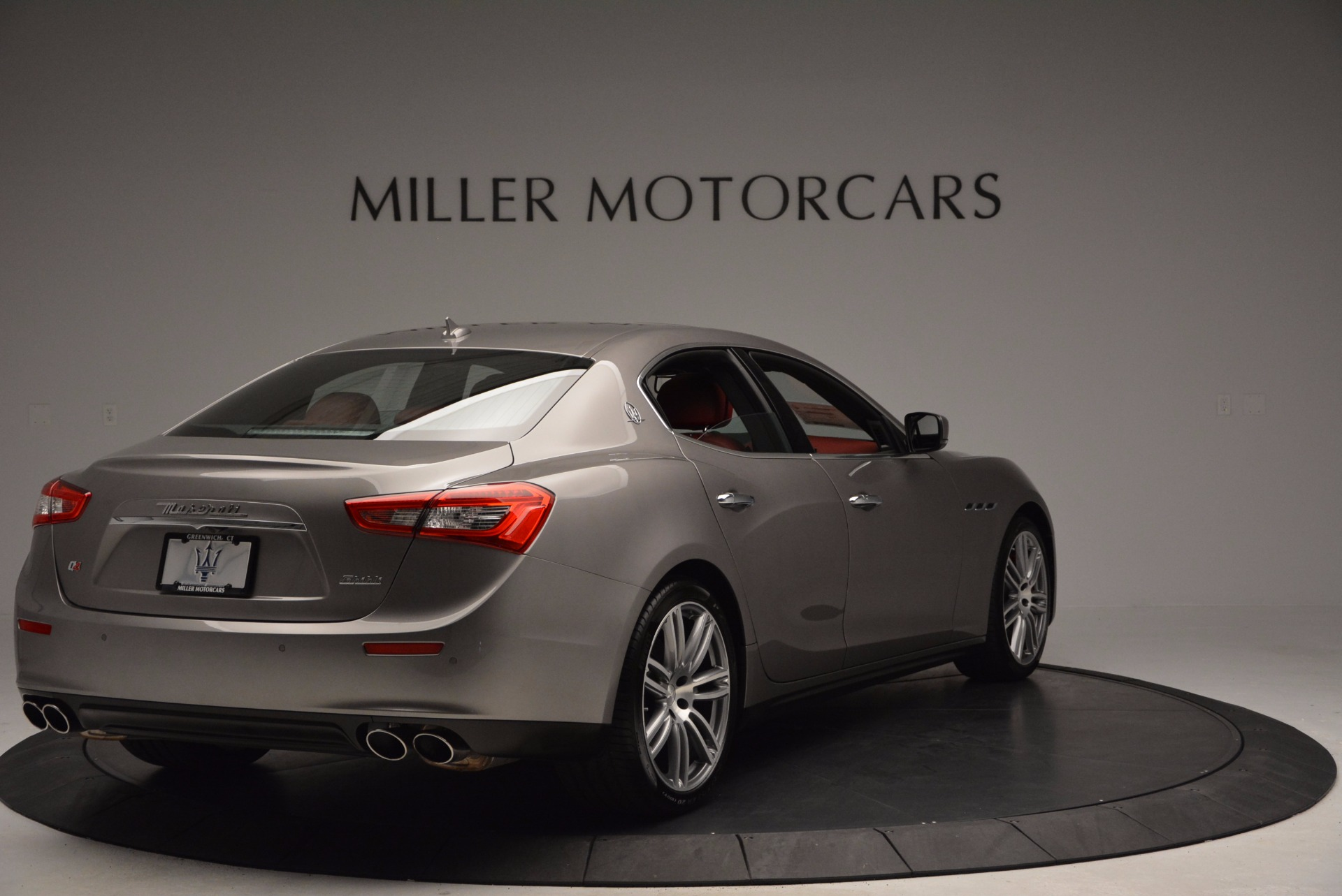 Used 2015 Maserati Ghibli S Q4 For Sale In Westport, CT 1290_p7