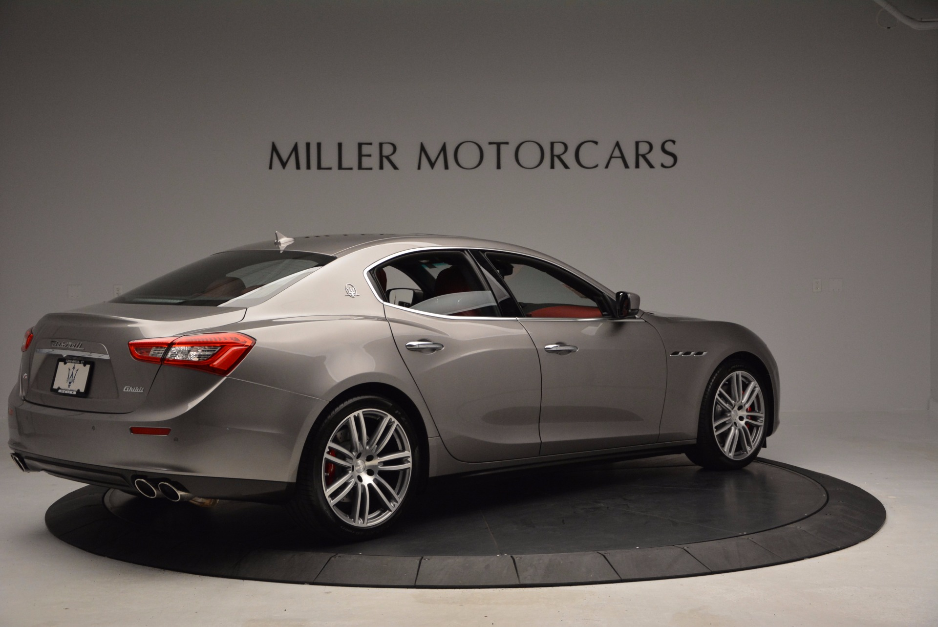 Used 2015 Maserati Ghibli S Q4 For Sale In Westport, CT 1290_p8