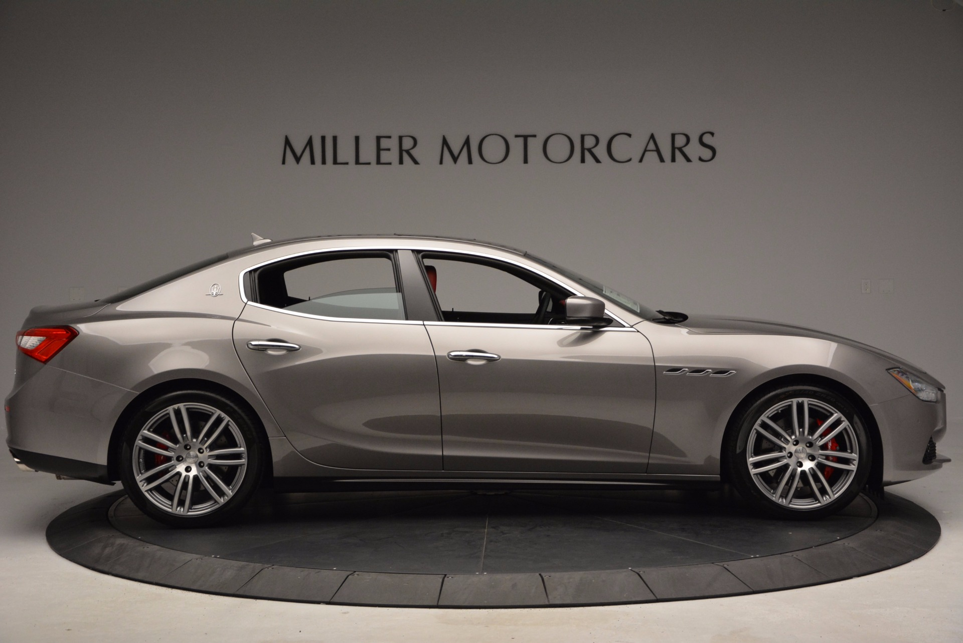 Used 2015 Maserati Ghibli S Q4 For Sale In Westport, CT 1290_p9