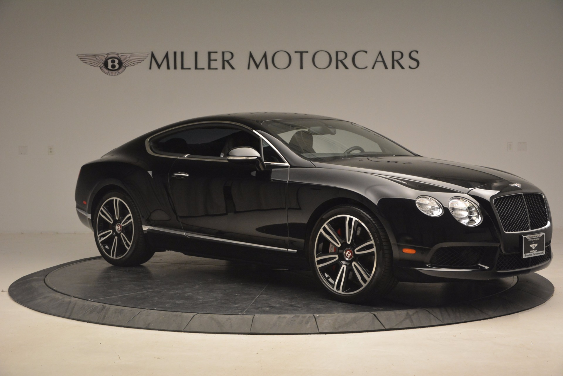 Used 2013 Bentley Continental GT V8 For Sale In Westport, CT 1291_p10