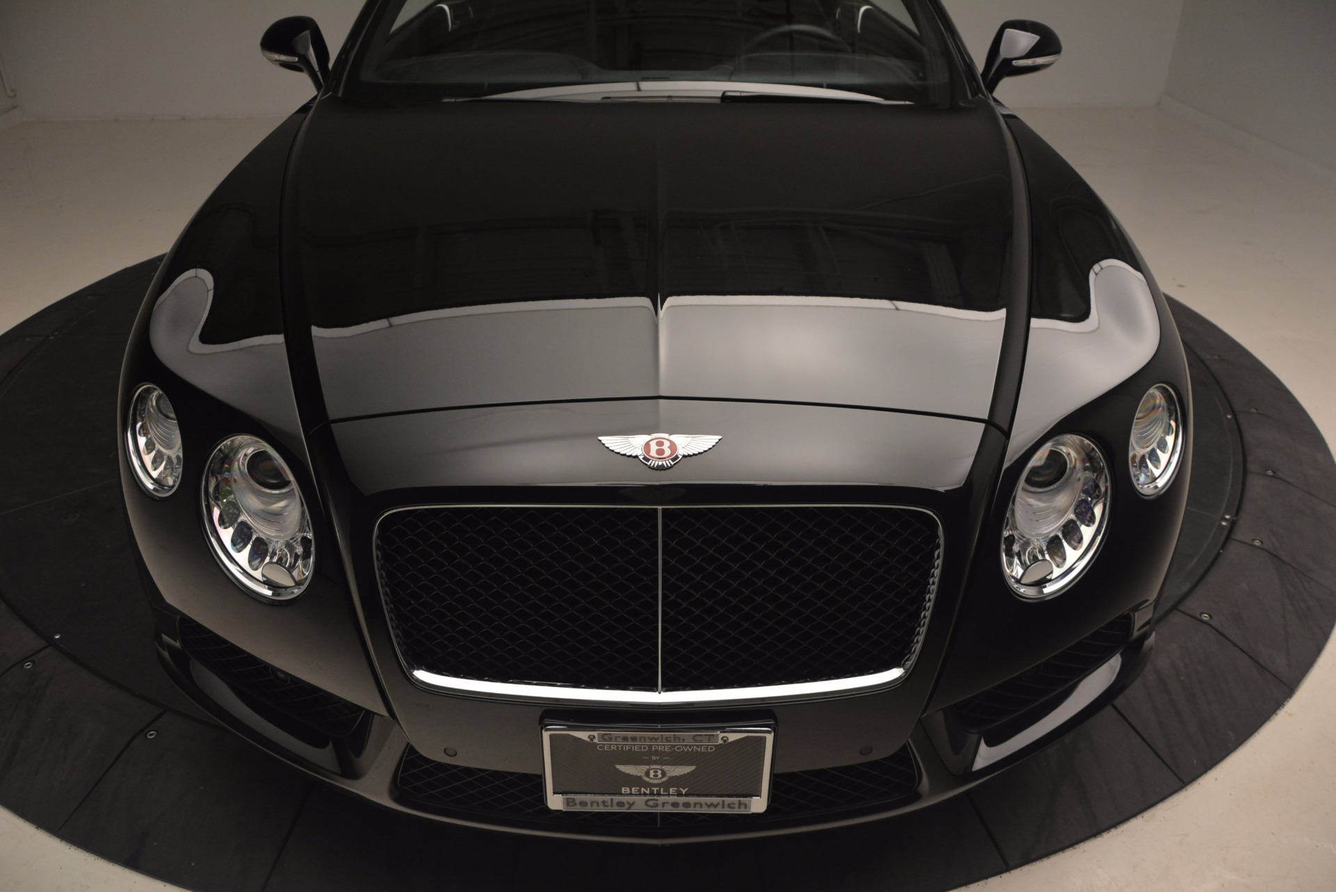 Used 2013 Bentley Continental GT V8 For Sale In Westport, CT 1291_p13
