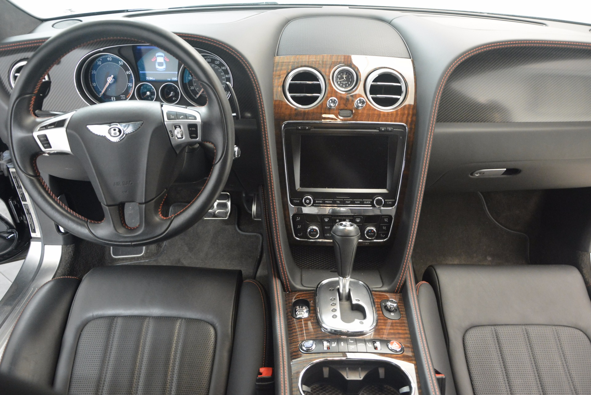 Used 2013 Bentley Continental GT V8 For Sale In Westport, CT 1291_p36