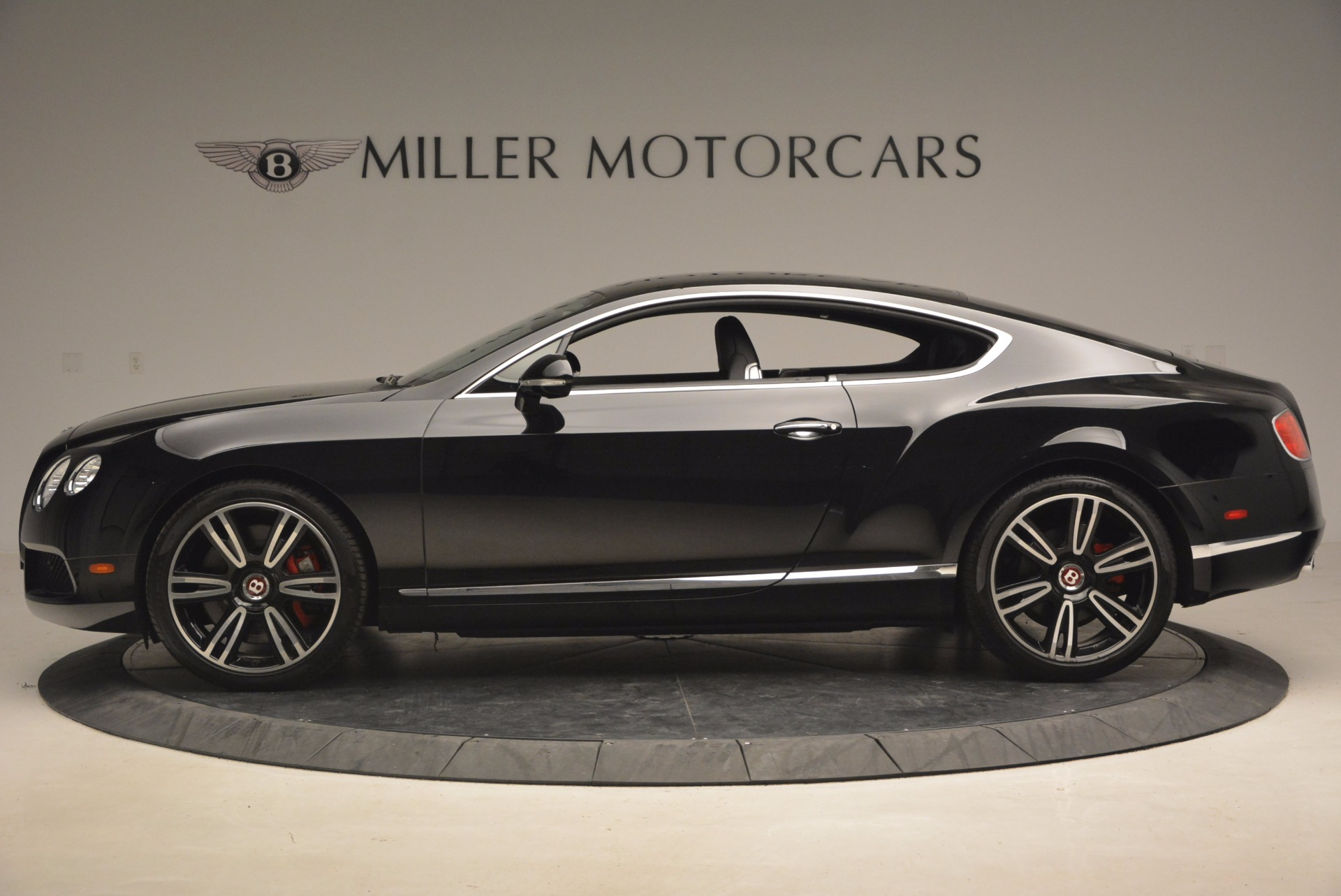 Used 2013 Bentley Continental GT V8 For Sale In Westport, CT 1291_p3